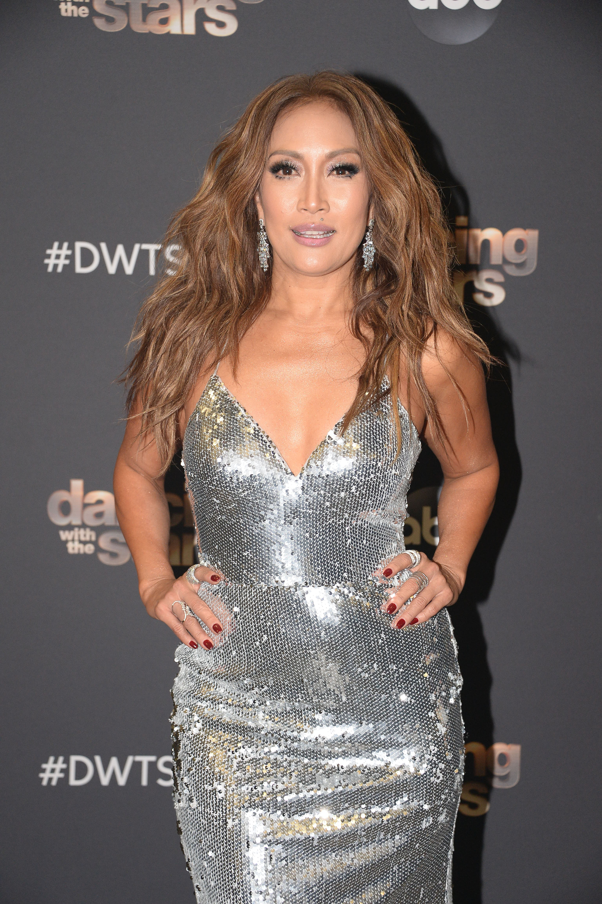 "Carrie Ann Inaba is taking taking time away from her co-hosting duties on ""The Talk"" to focus on her well-being."
