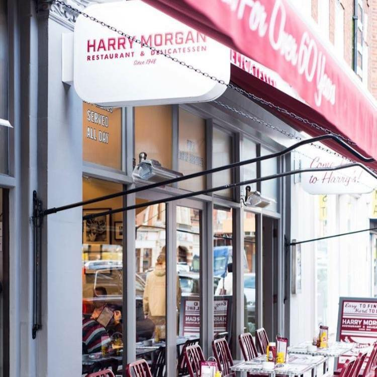 Harry Morgan's deli Jewish will close tonight after 78 years trading in St. John's Wood as a result of an apparent rent dispute
