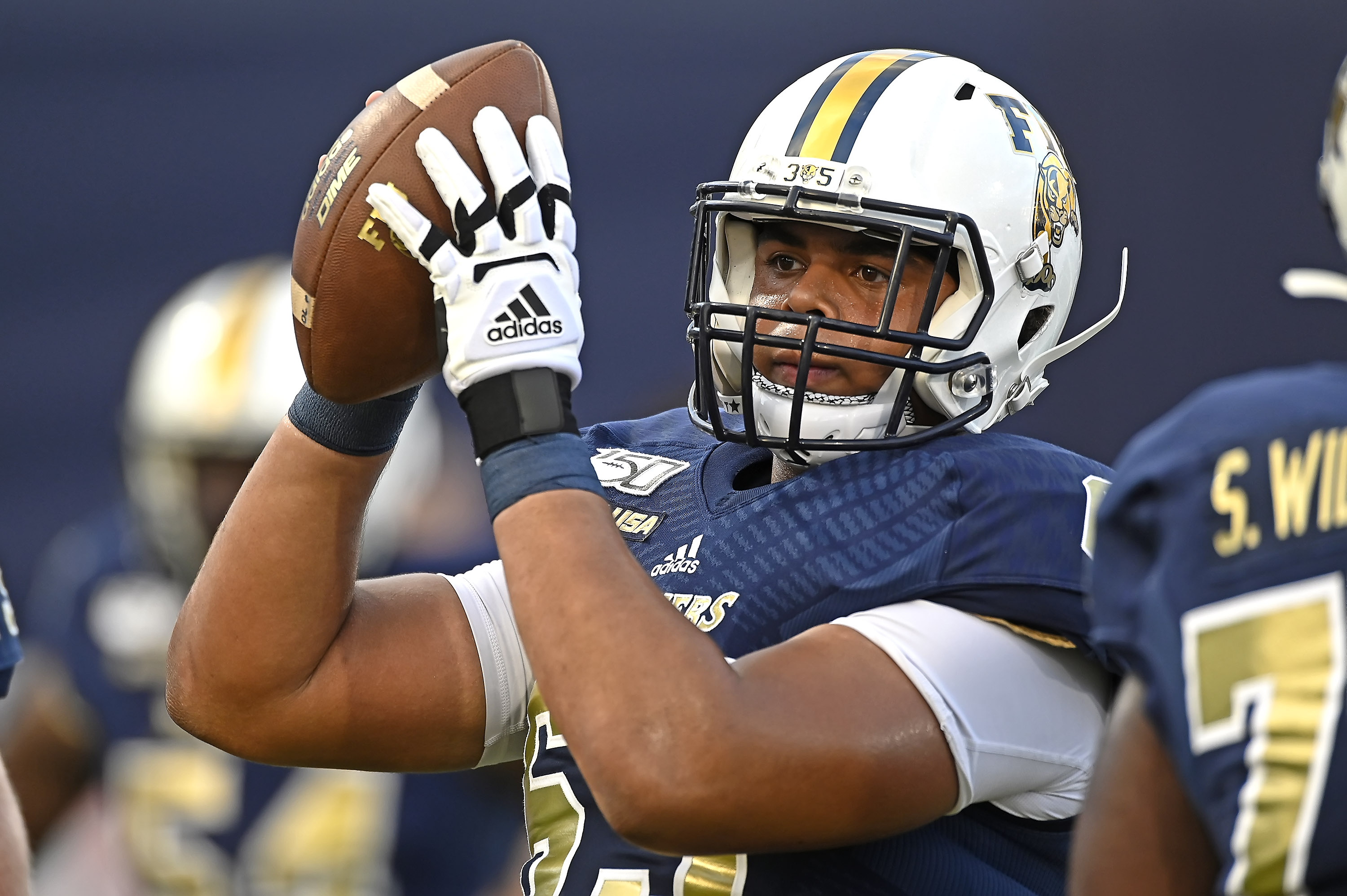 COLLEGE FOOTBALL: OCT 12 Charlotte at FIU