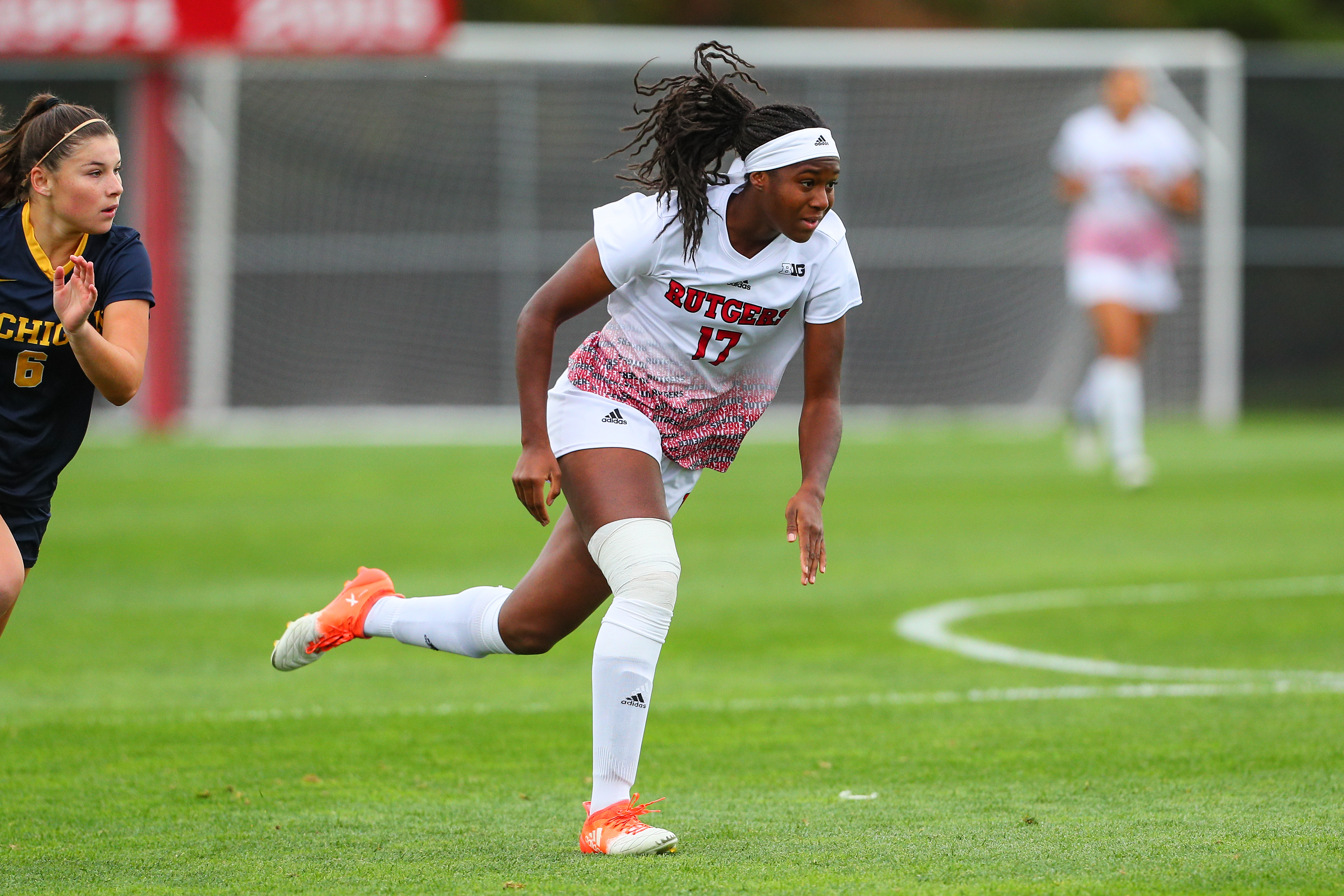 COLLEGE WOMENS SOCCER: OCT 25 Michigan at Rutgers