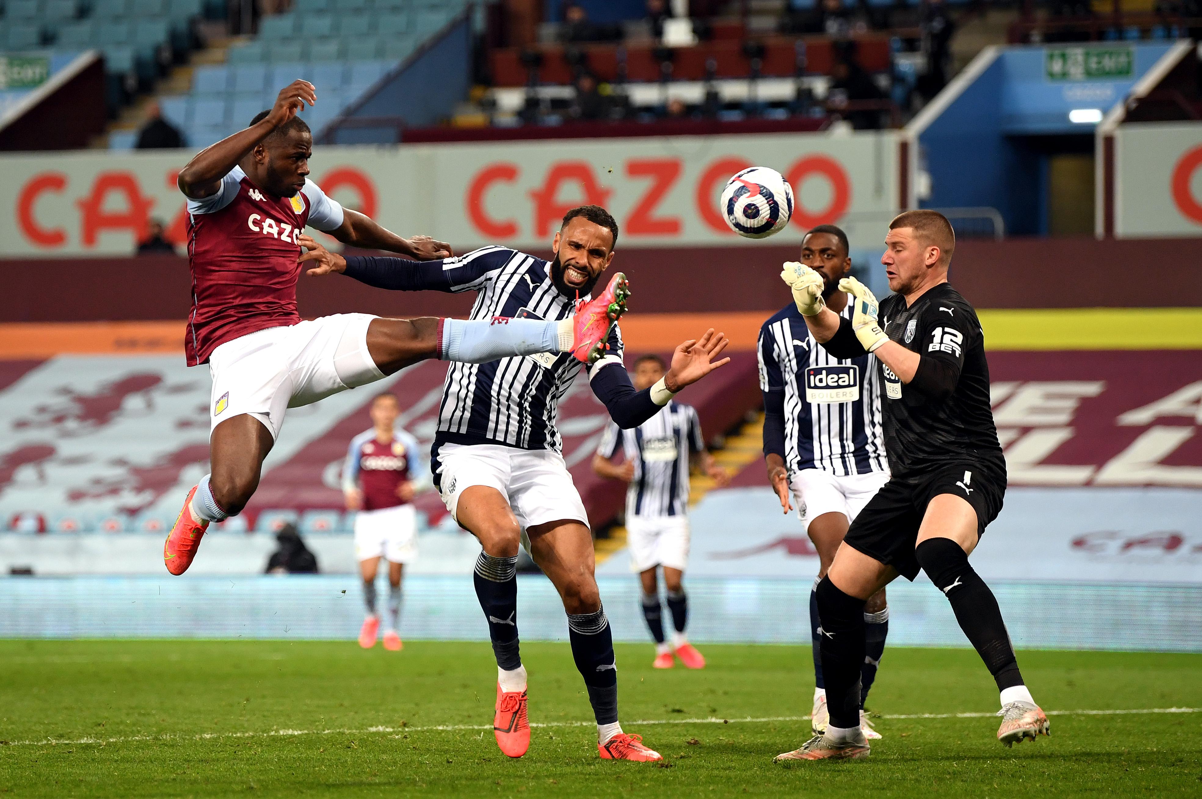 Aston Villa v West Bromwich Albion - Premier League