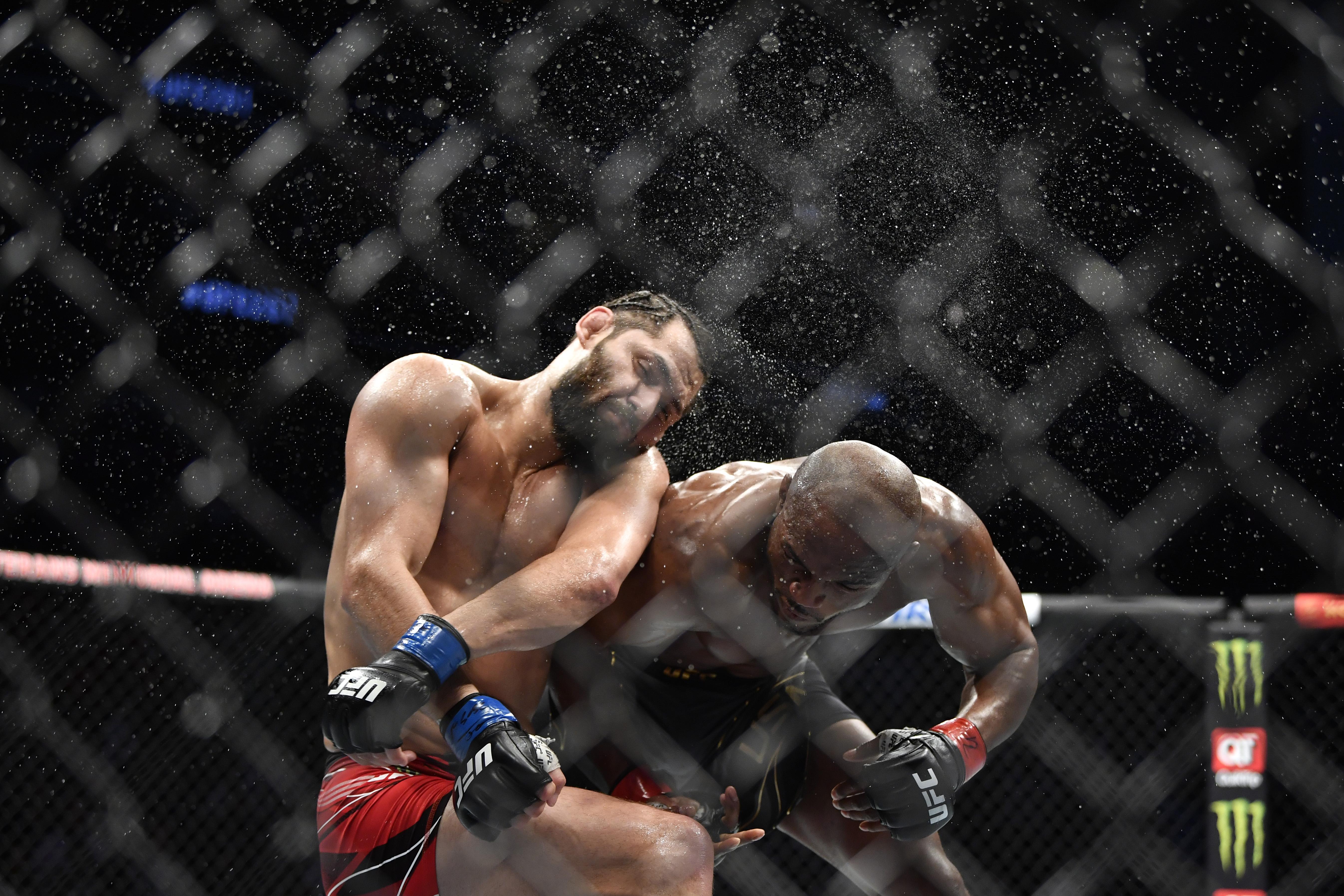 UFC 261:Usman V Masvidal 2