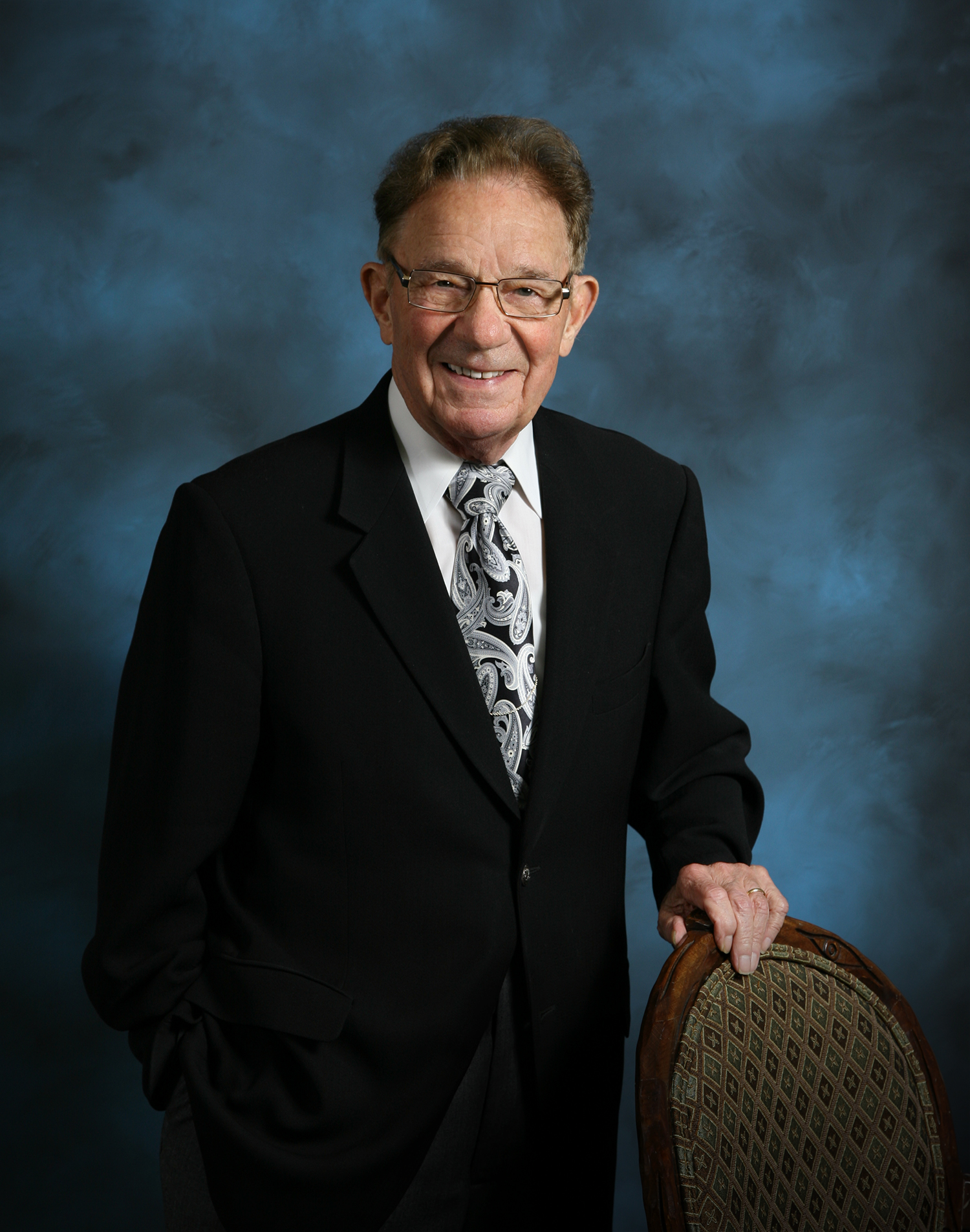 Larry Panozzo, a member of the second generation to operate 95-year-old Panozzo Brothers Funeral Home, was 91 when he died and had retired only in February.