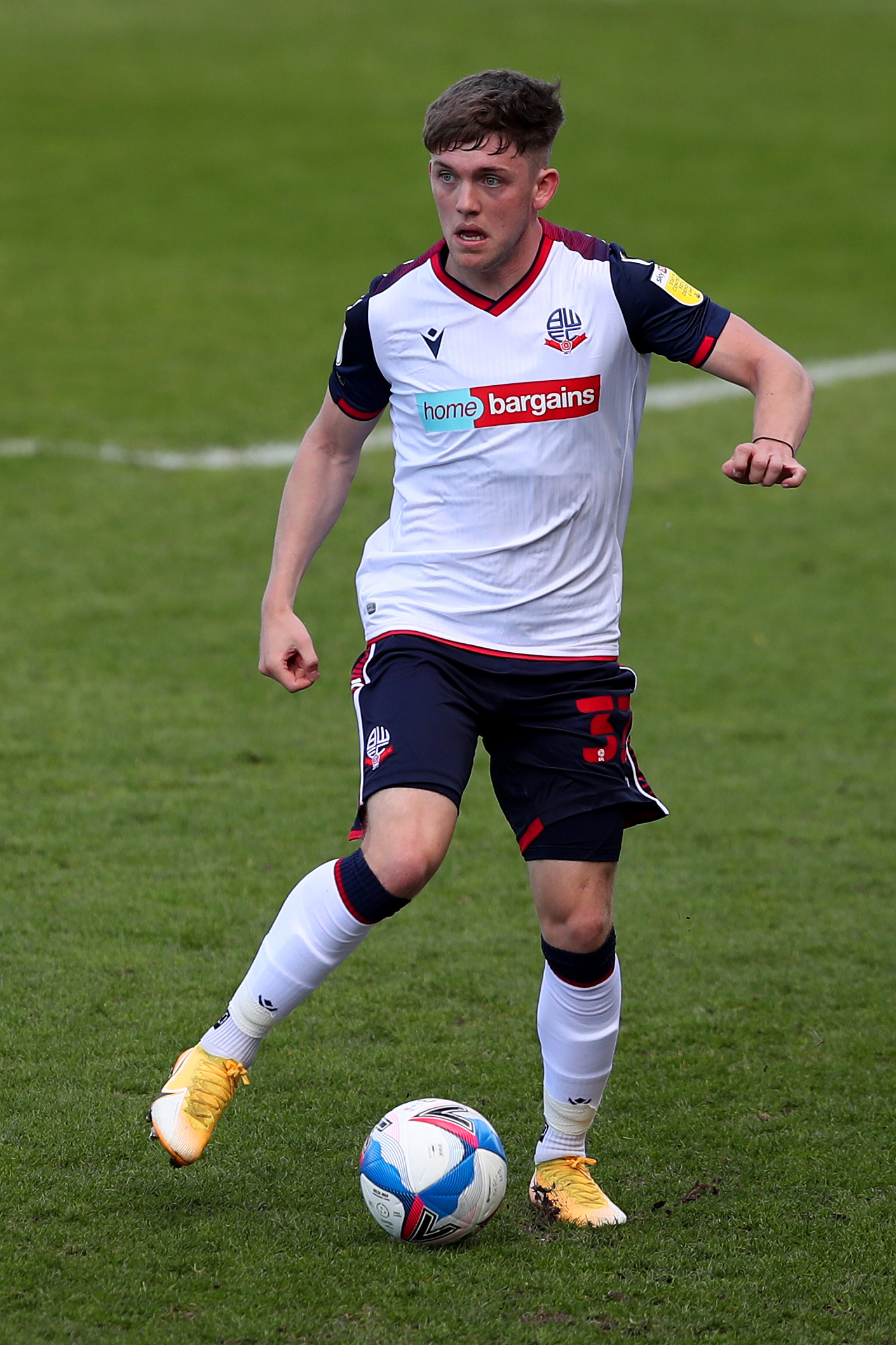 Morecambe v Bolton Wanderers - Sky Bet League Two