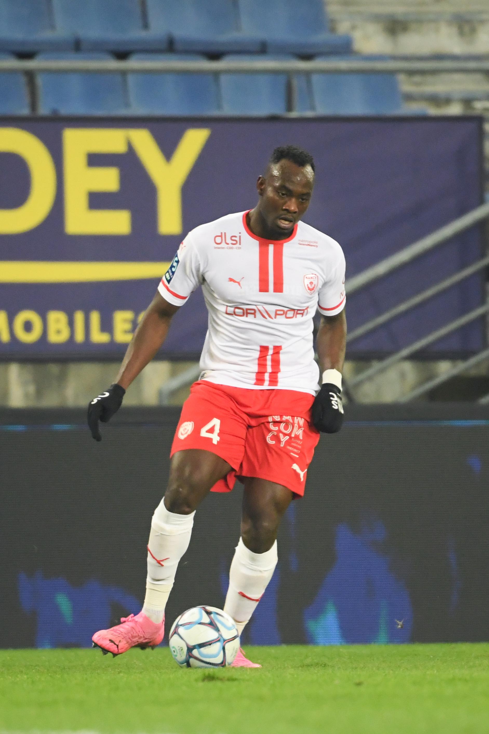 FC Sochaux Montbeliard v AS Nancy Lorraine - Ligue 2 BKT