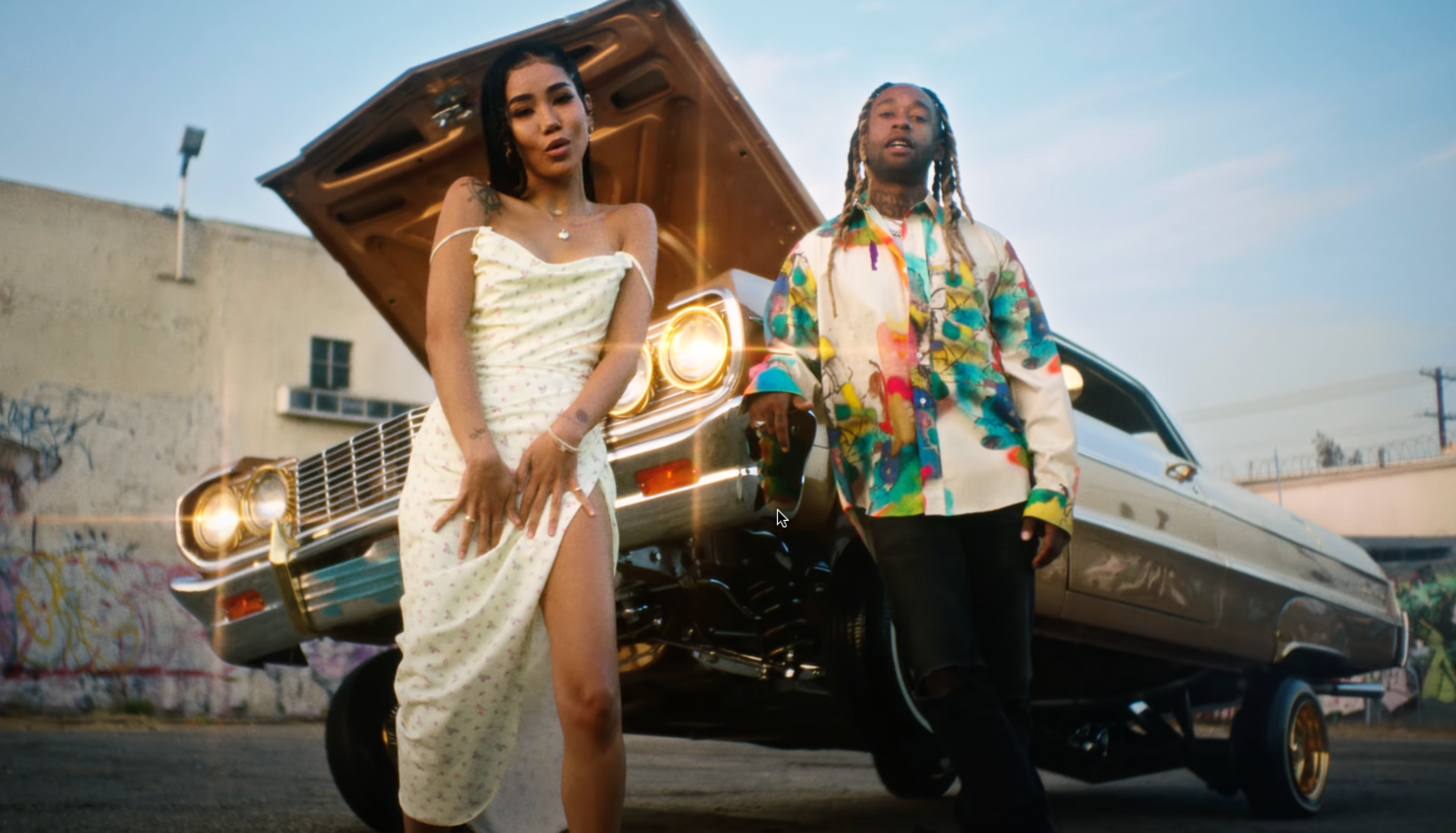 Jhené Aiko and Ty Dolla $ign