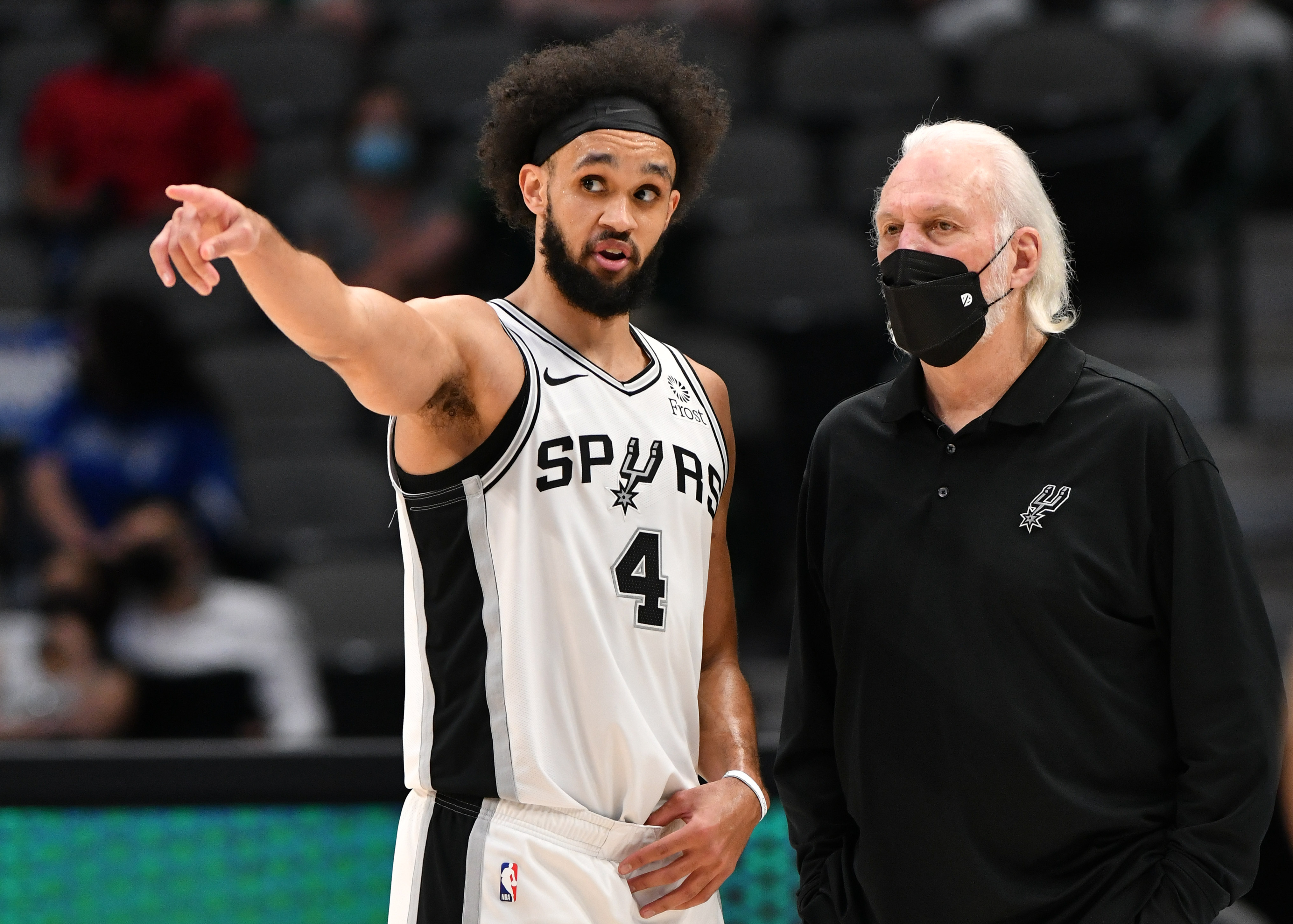San Antonio Spurs vs. Dallas Mavericks