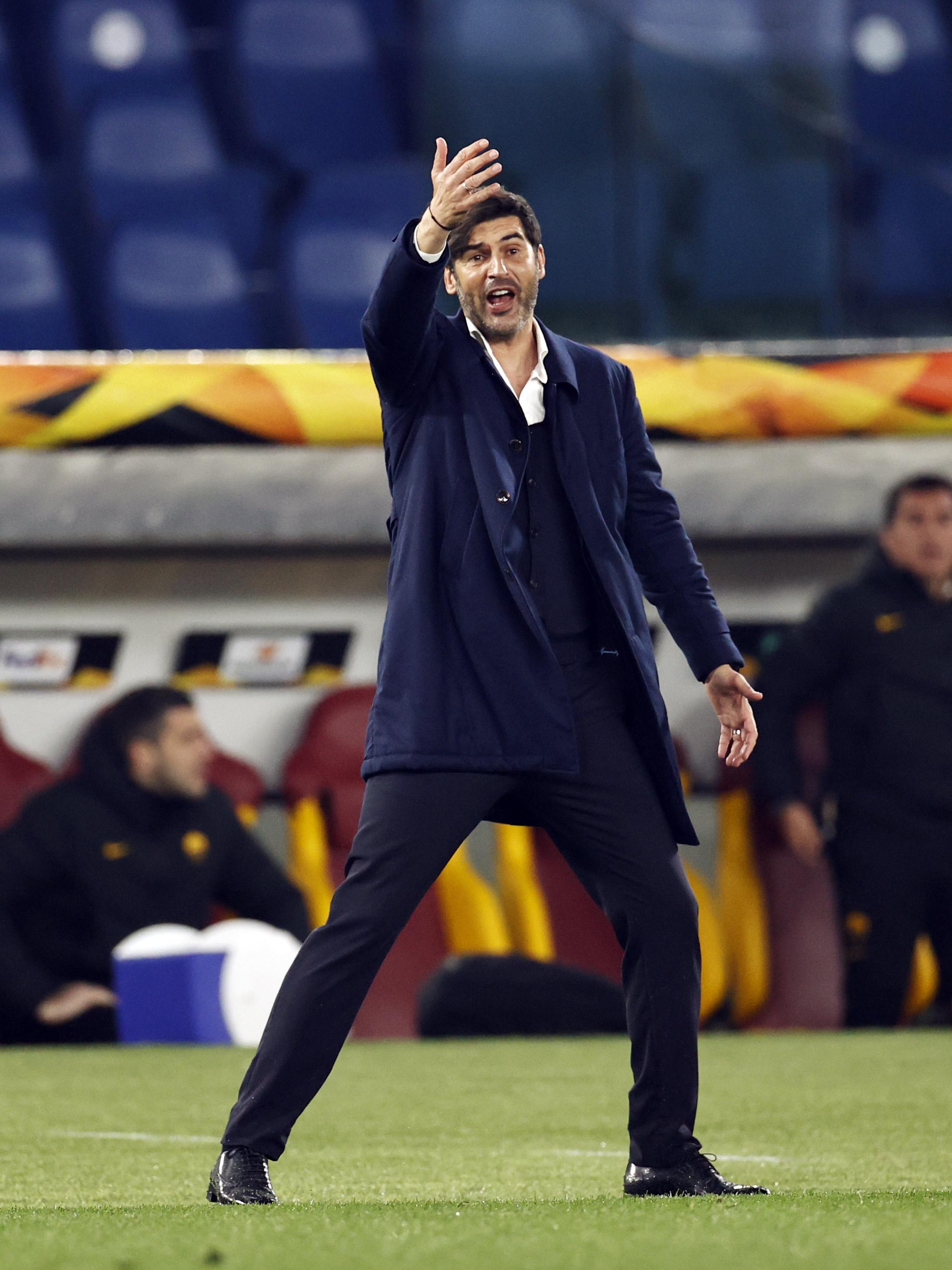 """UEFA Europa League""""AS Roma v Ajax Amsterdam"""""""