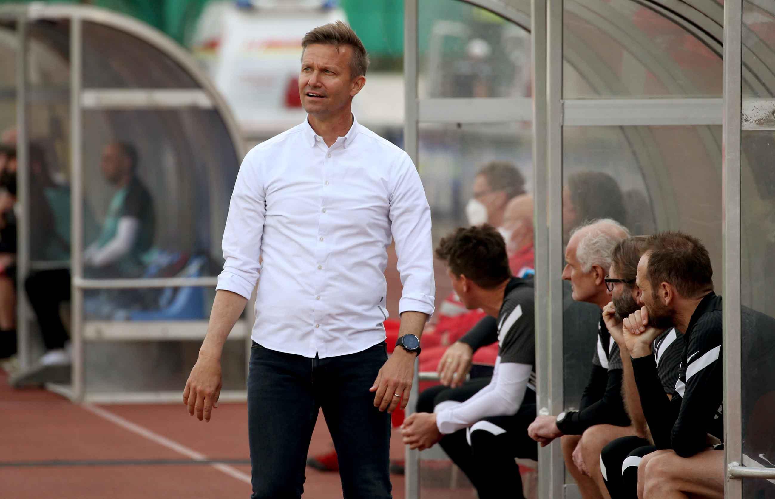 Wolfsberger AC v RB Salzburg - tipico Bundesliga