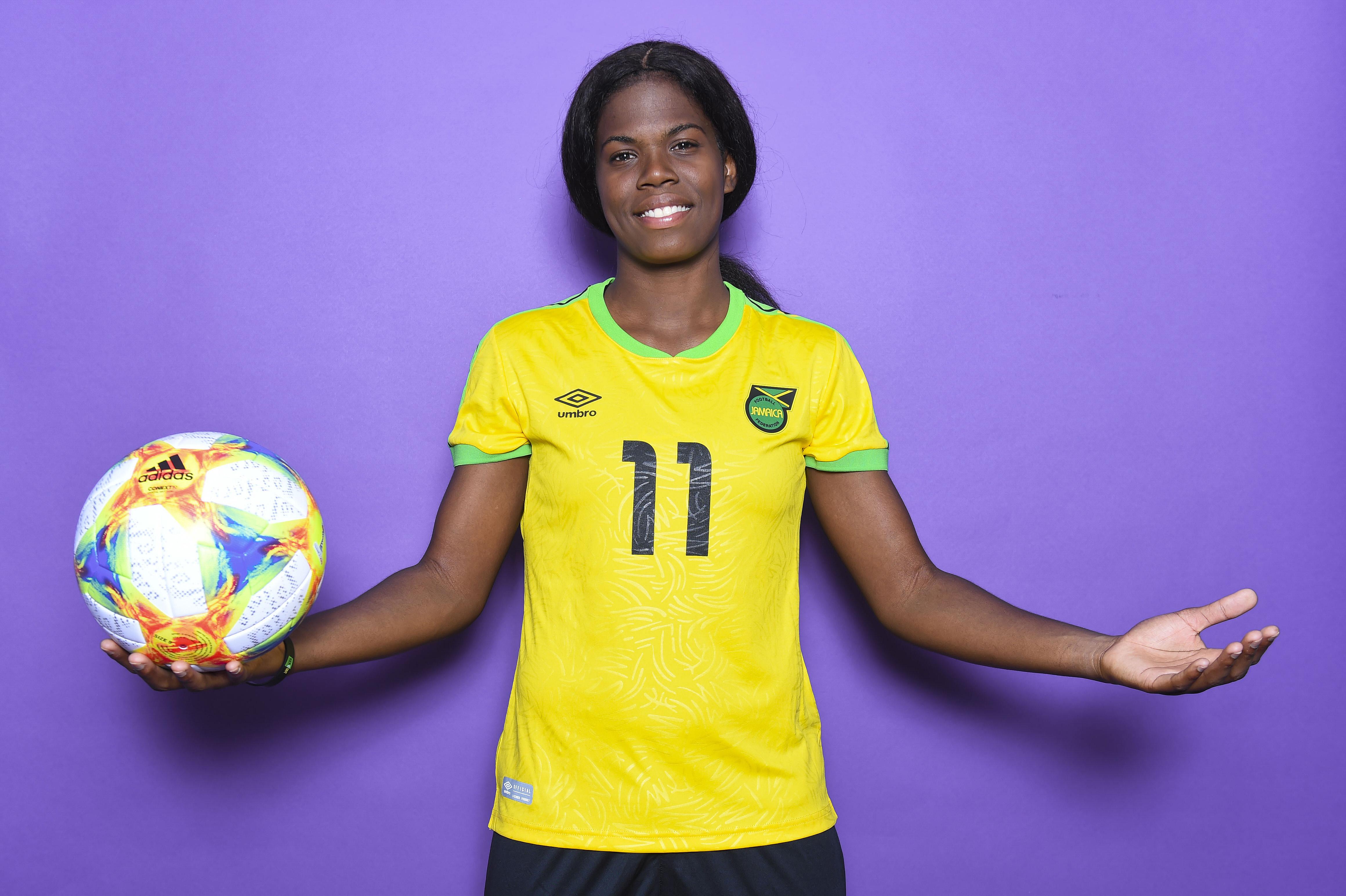 Jamaica Portraits - FIFA Women's World Cup France 2019