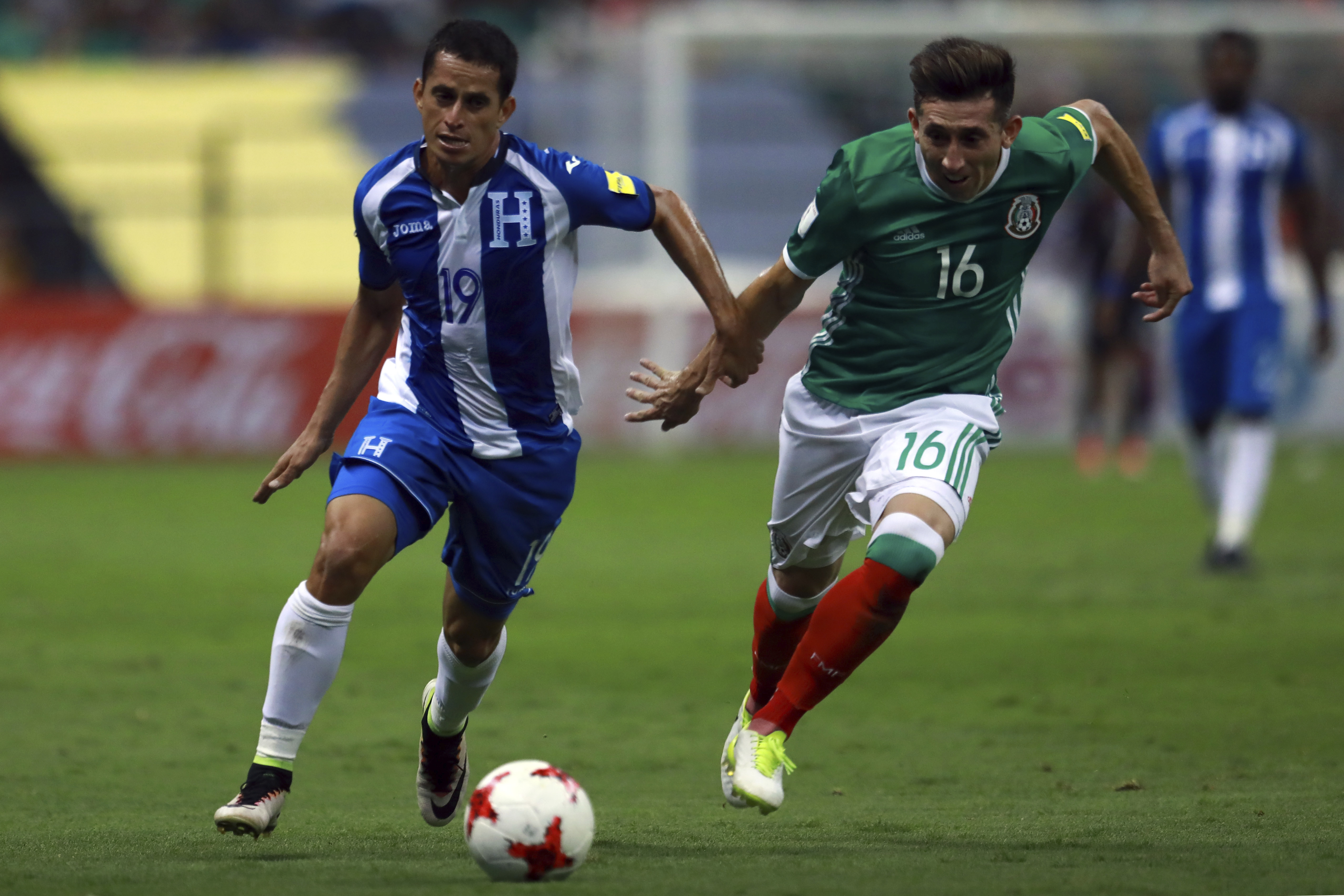 Mexico v Honduras - FIFA 2018 World Cup Qualifiers