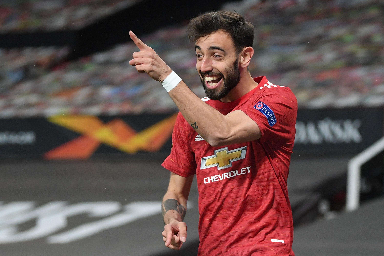 Manchester United v AS Roma - UEFA Europa League Semi Final: Leg One