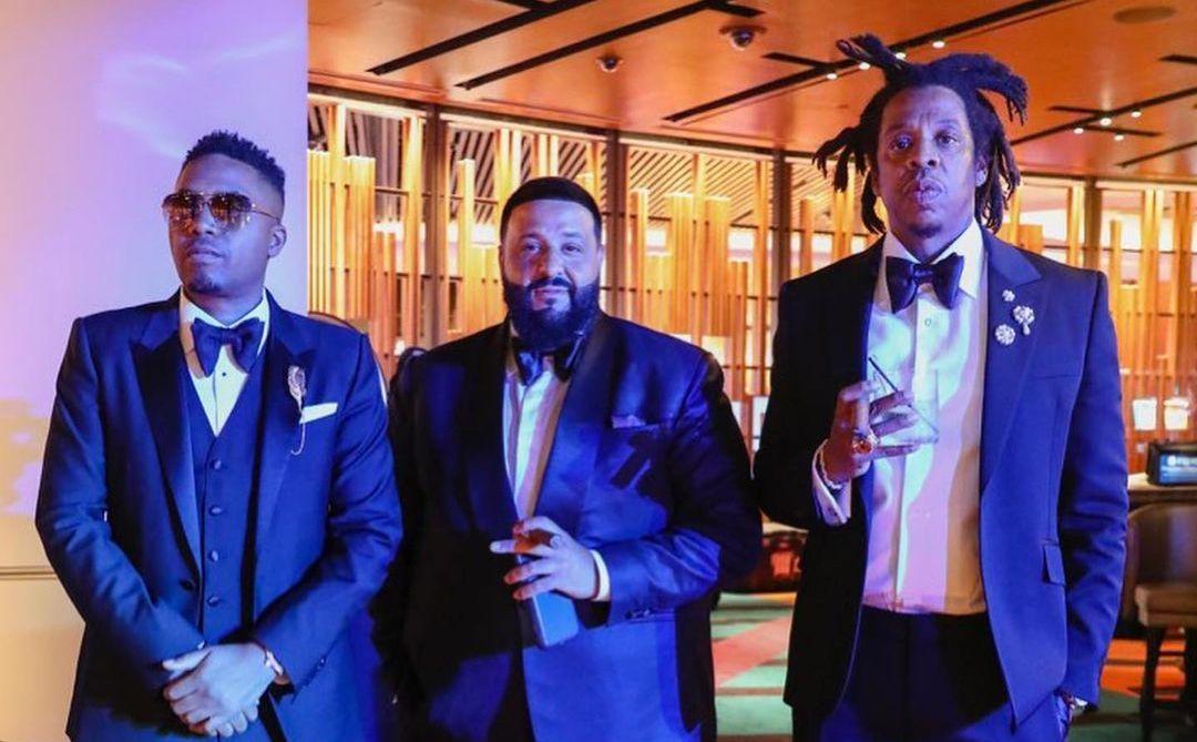 Nas, DJ Khaled, and JAY-Z