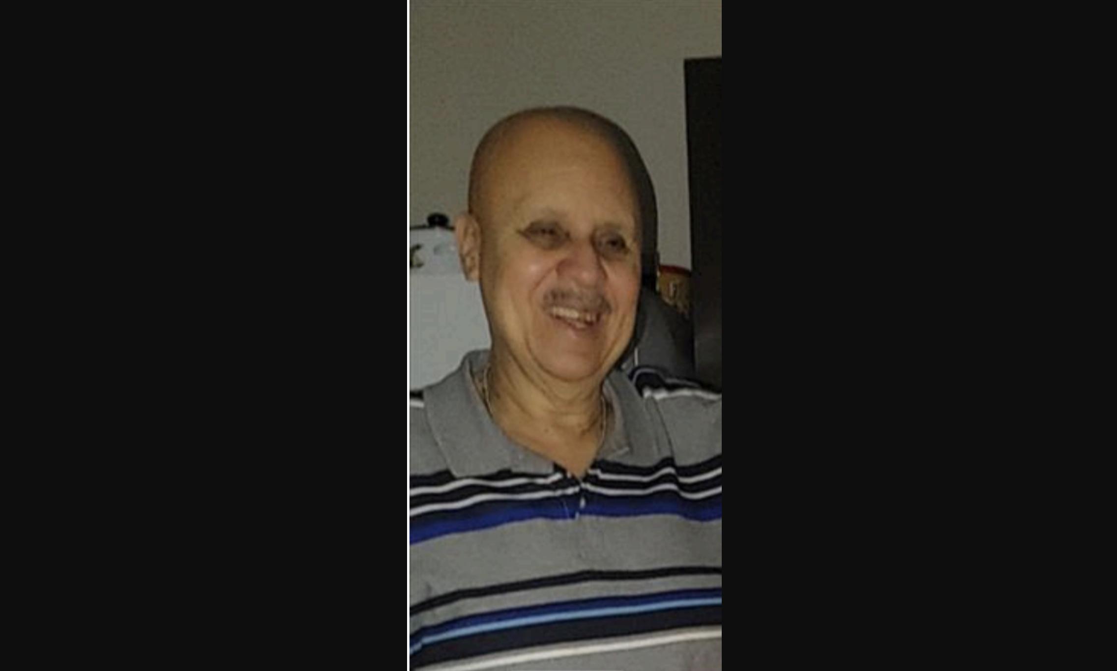 Victor Roldan, 64, was reported missing April 29, 2021.