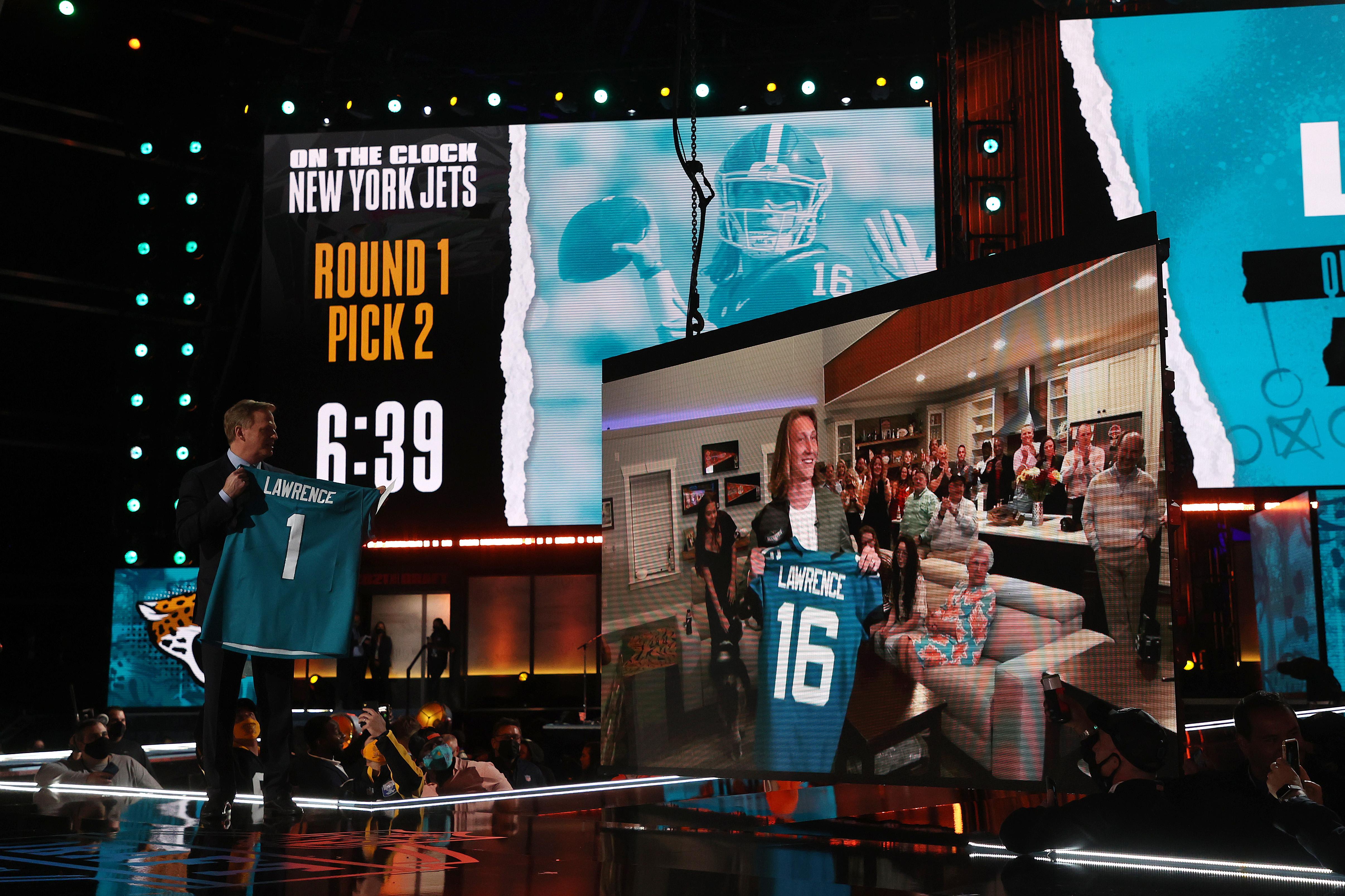 2021年NFL草案
