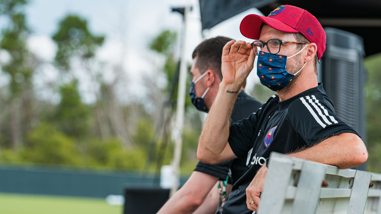 MLS: Chicago Fire FC Training