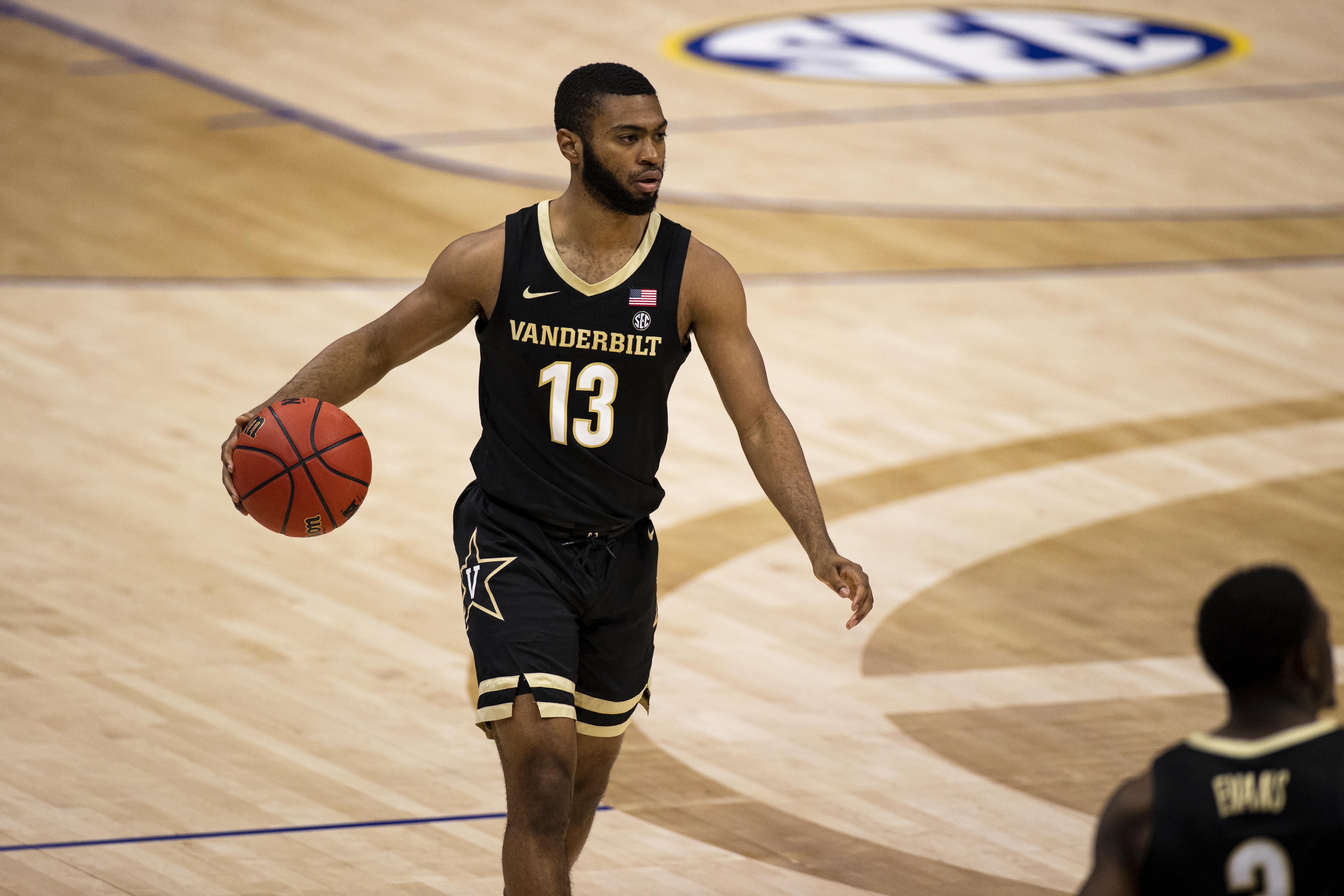 SEC Men's Basketball Tournament - Florida v Vanderbilt