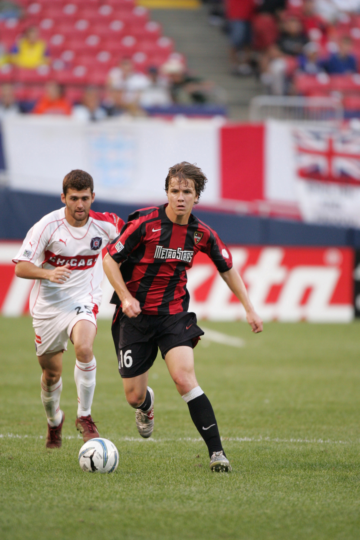 MLS - Chicago Fire vs MetroStars - May 31, 2005