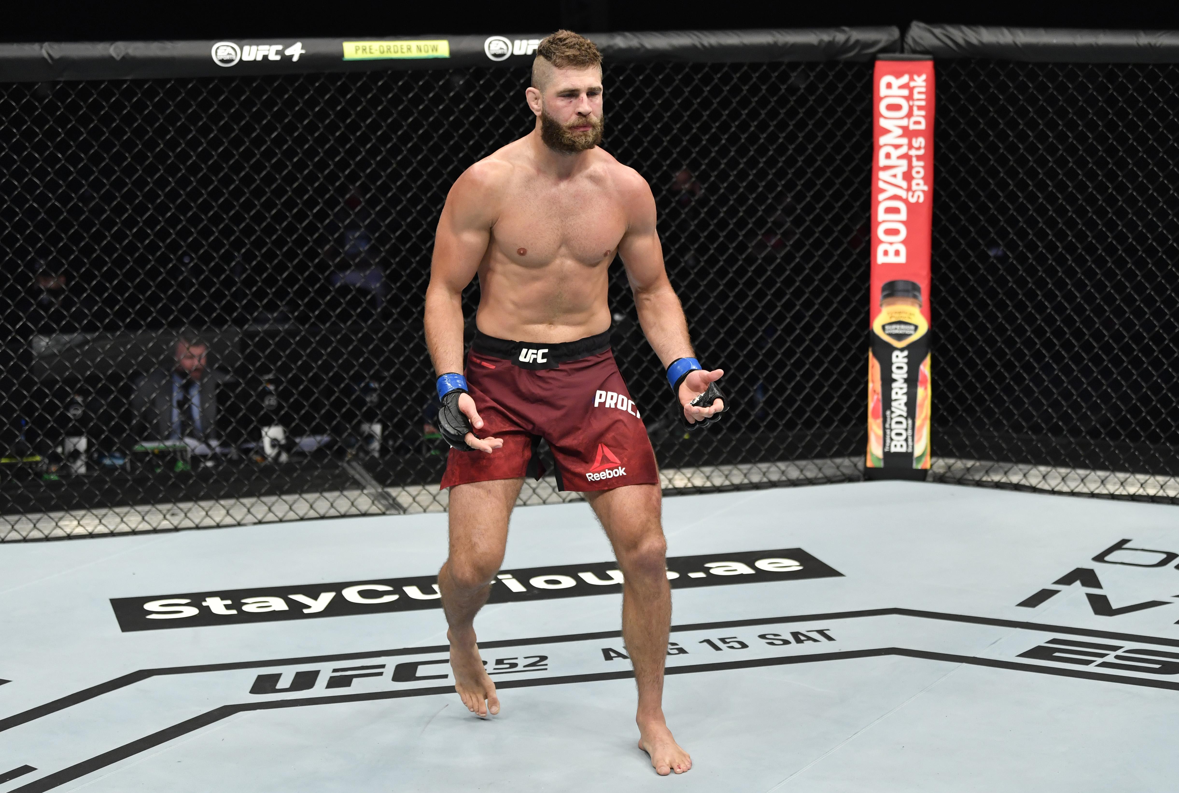 UFC 251: Oezdemir v Prochazka