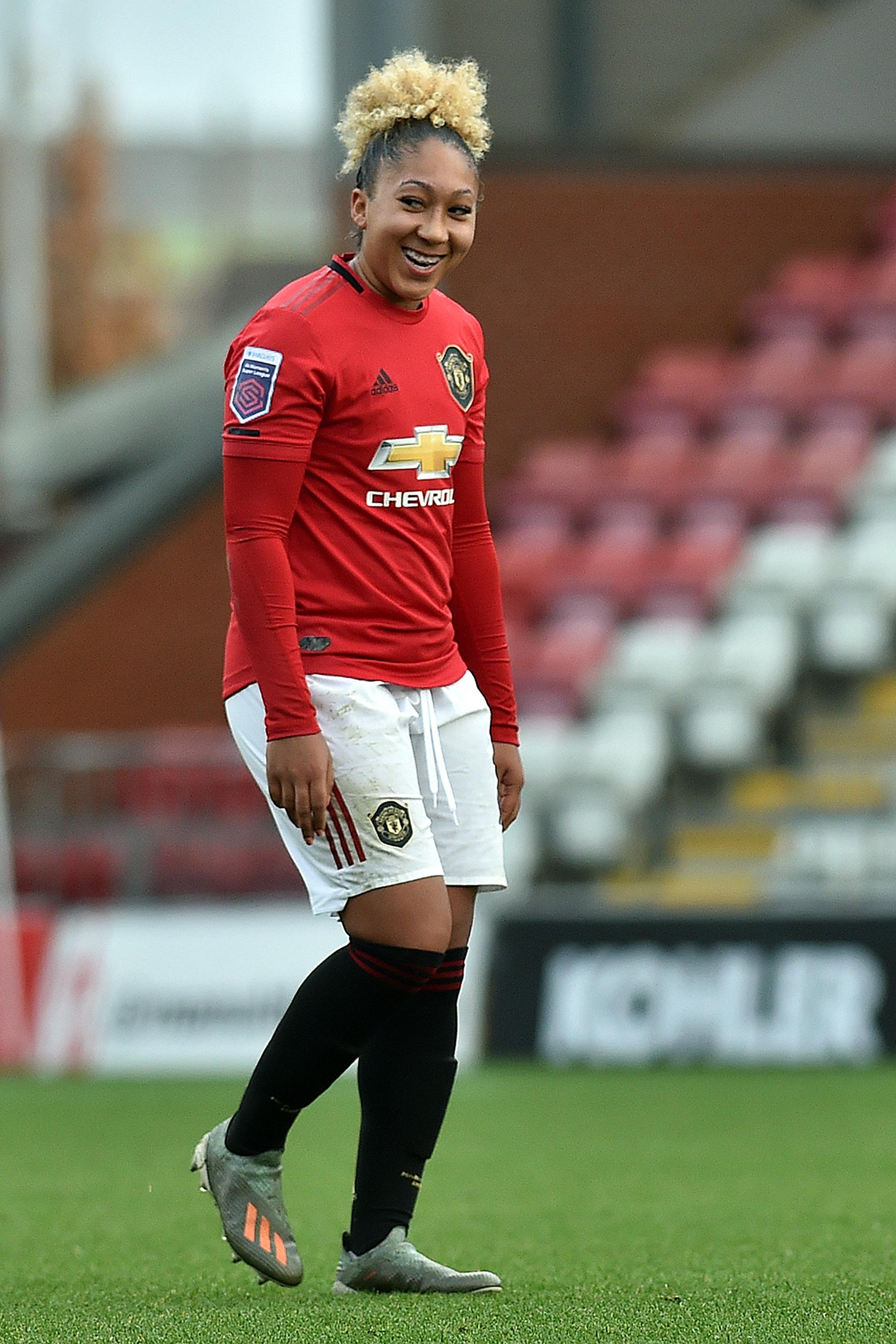 Manchester United Women v Everton Women - WSL