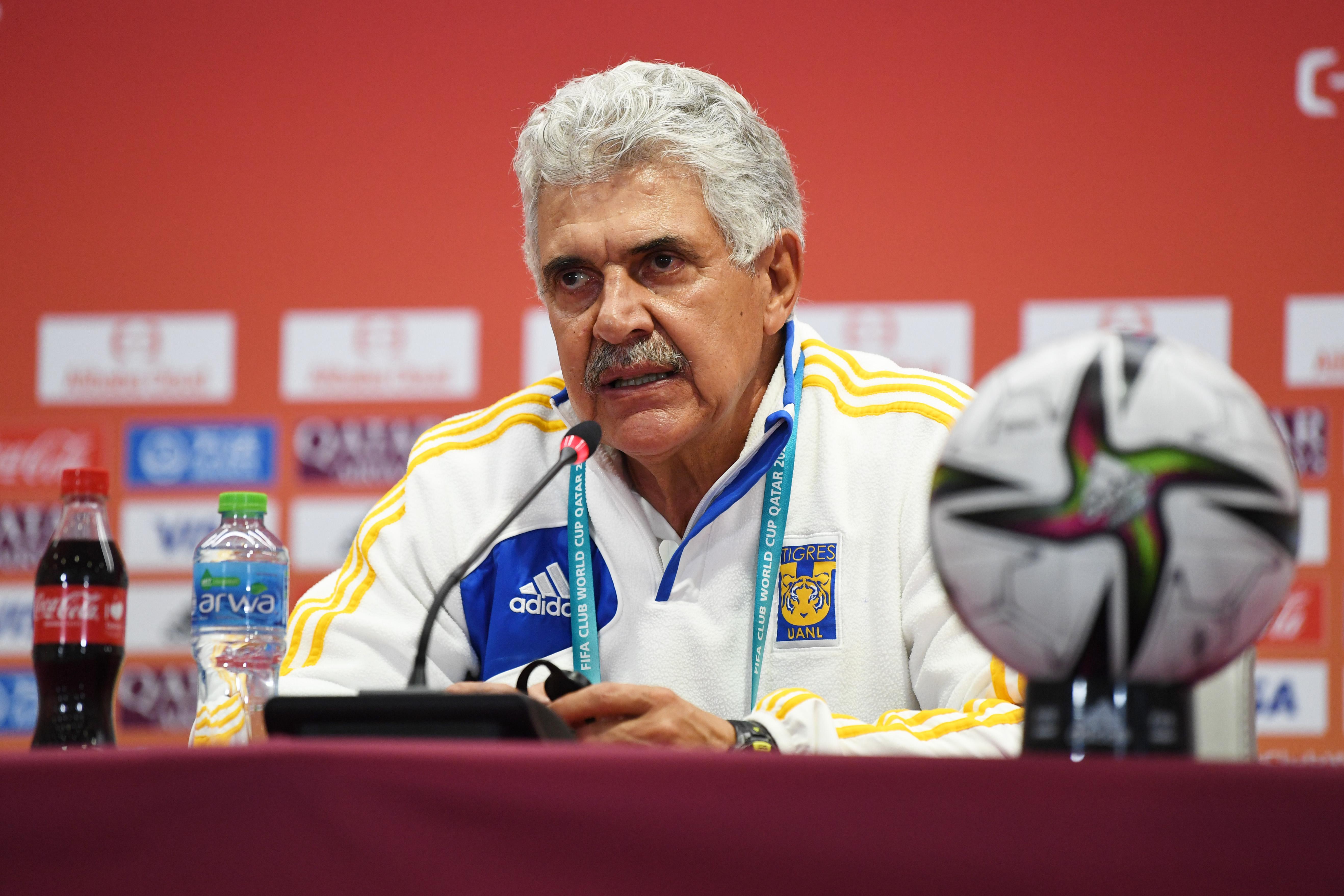 Tigres UANL v Ulsan Hyundai FC - FIFA Club World Cup Qatar 2020