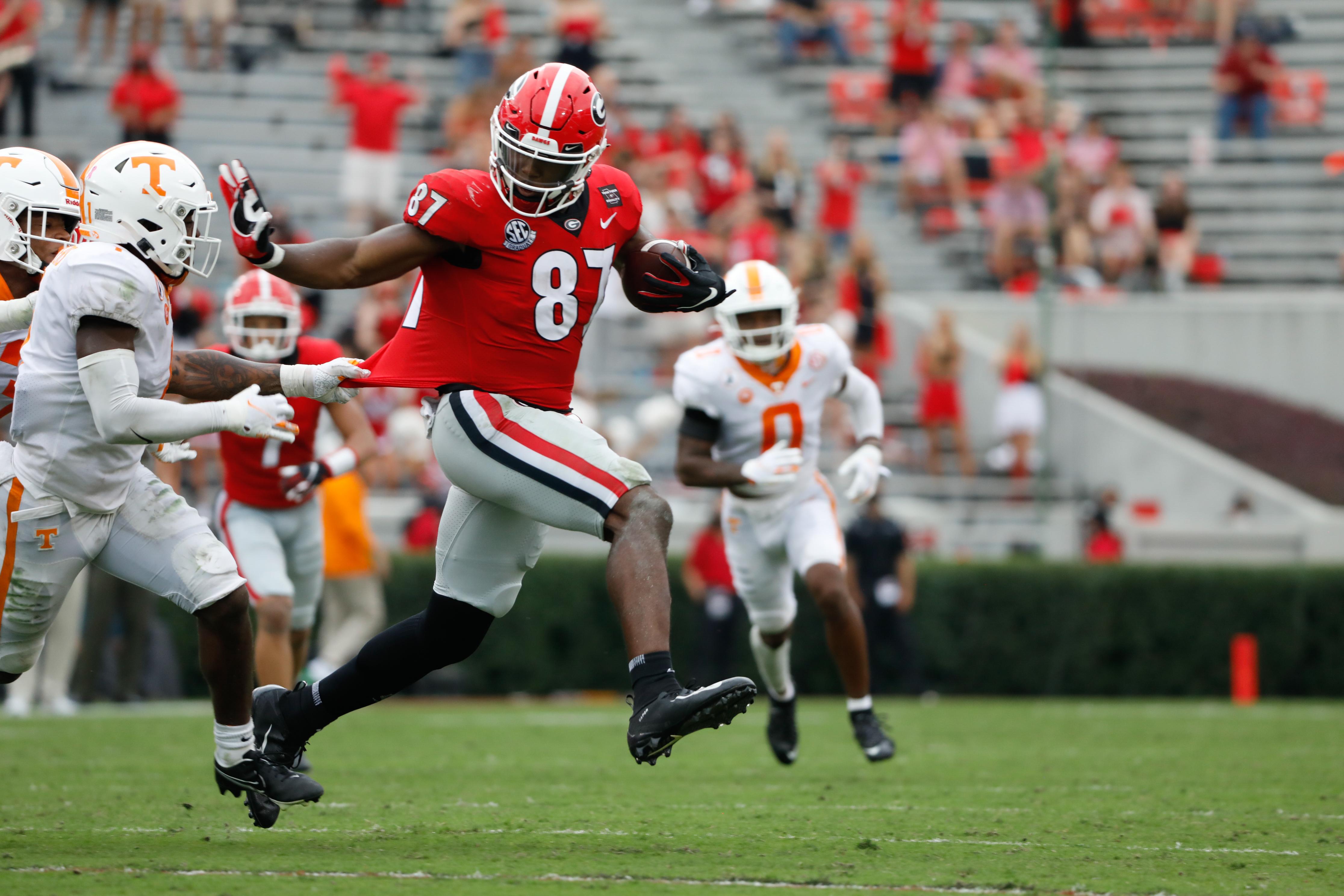 Tennessee vs Georgia
