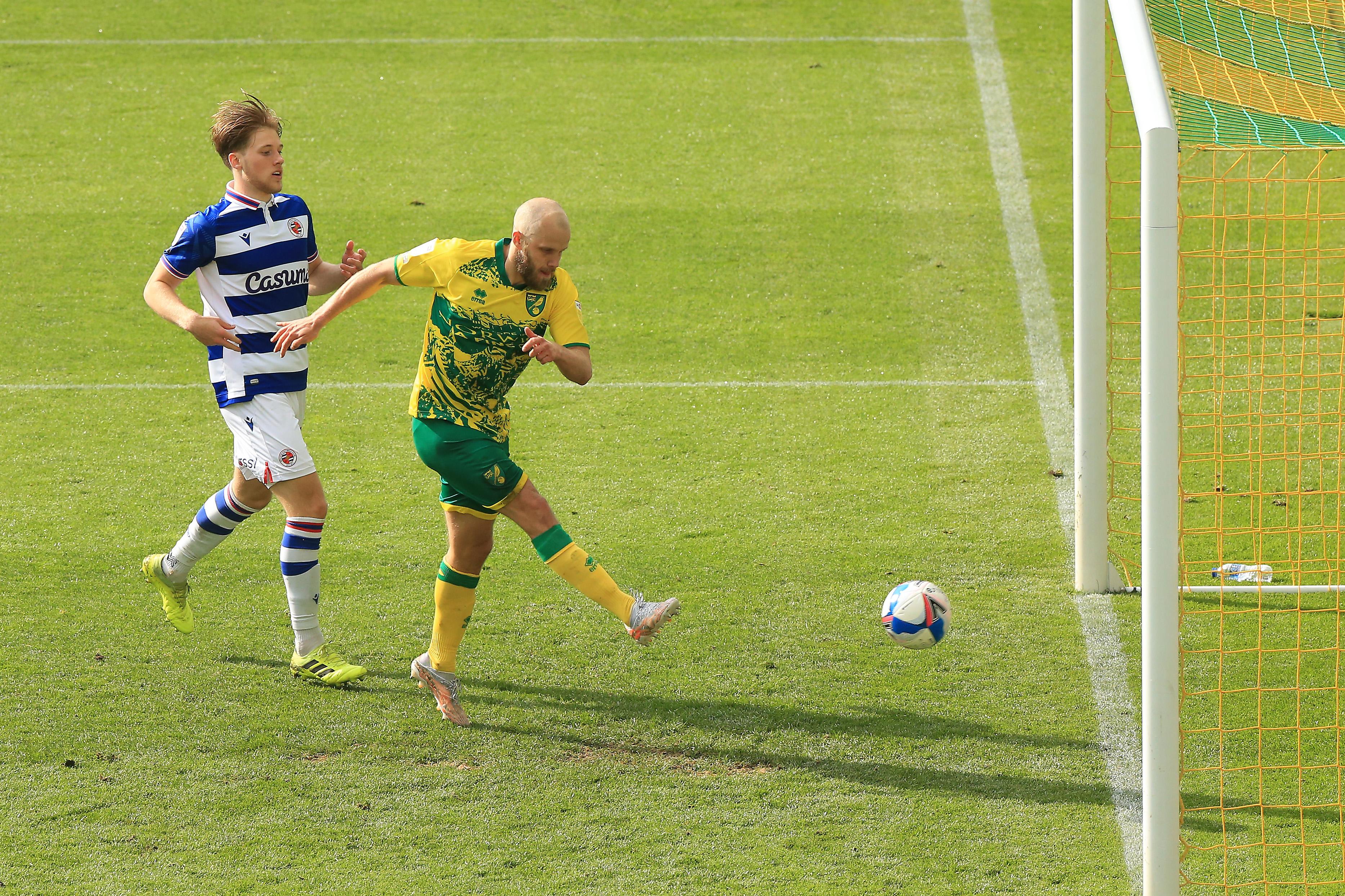 Norwich City v Reading - Sky Bet Championship