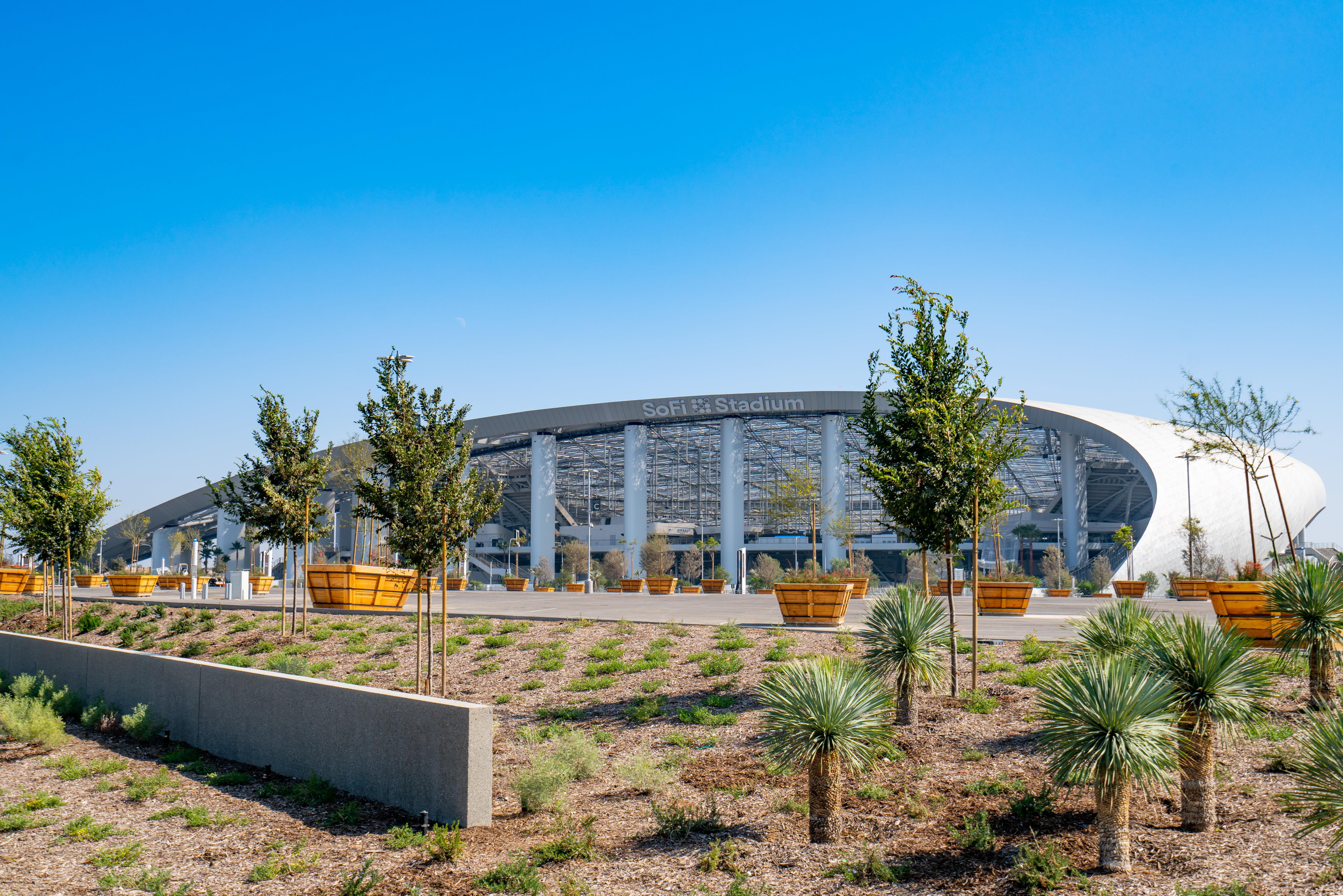 Inglewood Exteriors And Landmarks - 2020