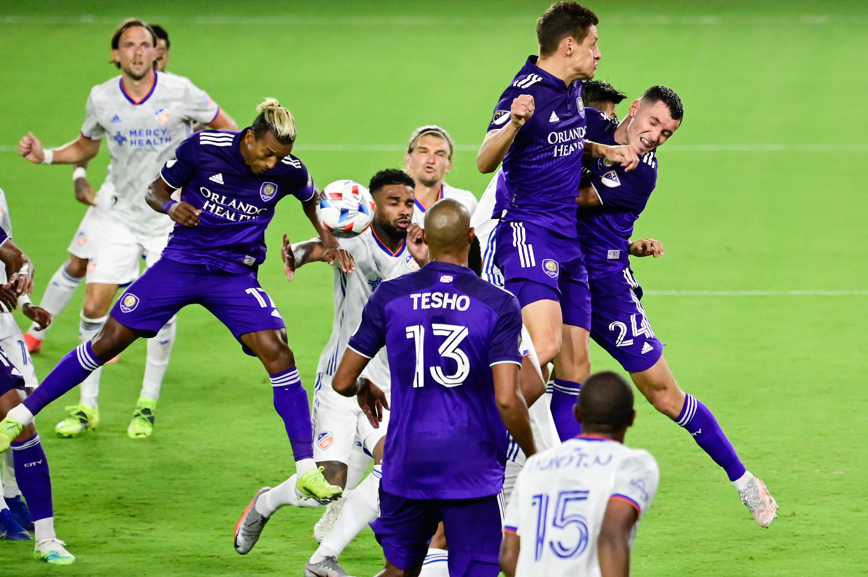 MLS: FC Cincinnati at Orlando City SC
