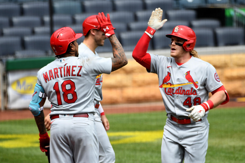 圣路易斯Cardinals V Pittsburgh海盗