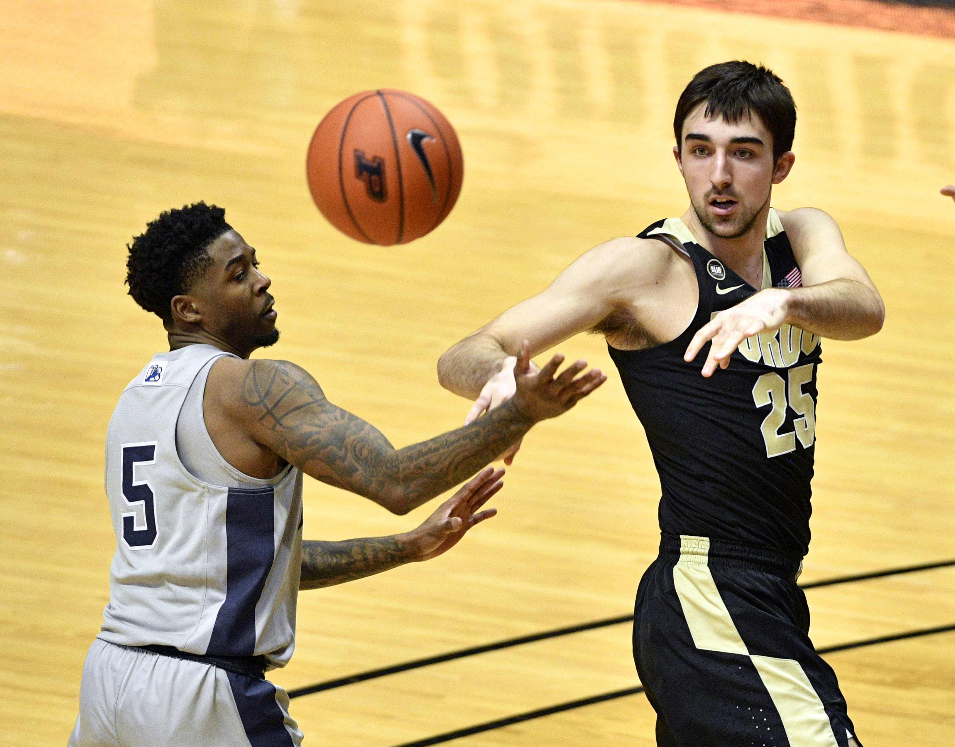 NCAA Basketball: Penn State at Purdue