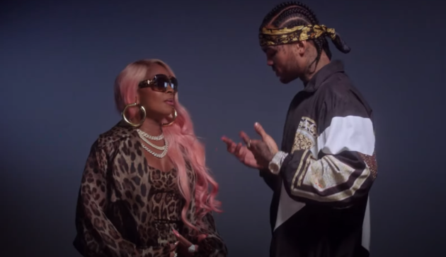 Mary J. Blige and Dave East