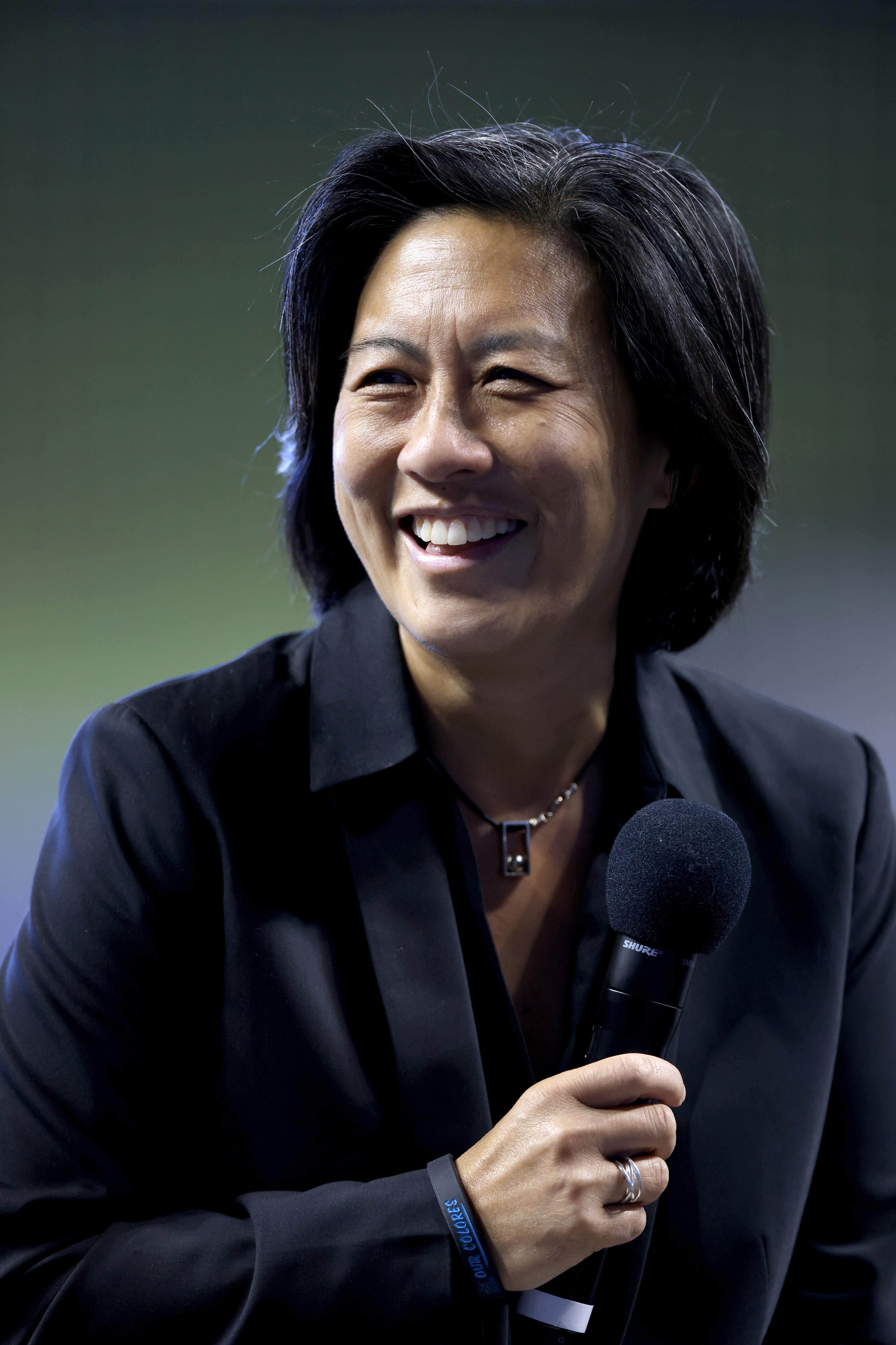 Kim Ng, Marlins GM