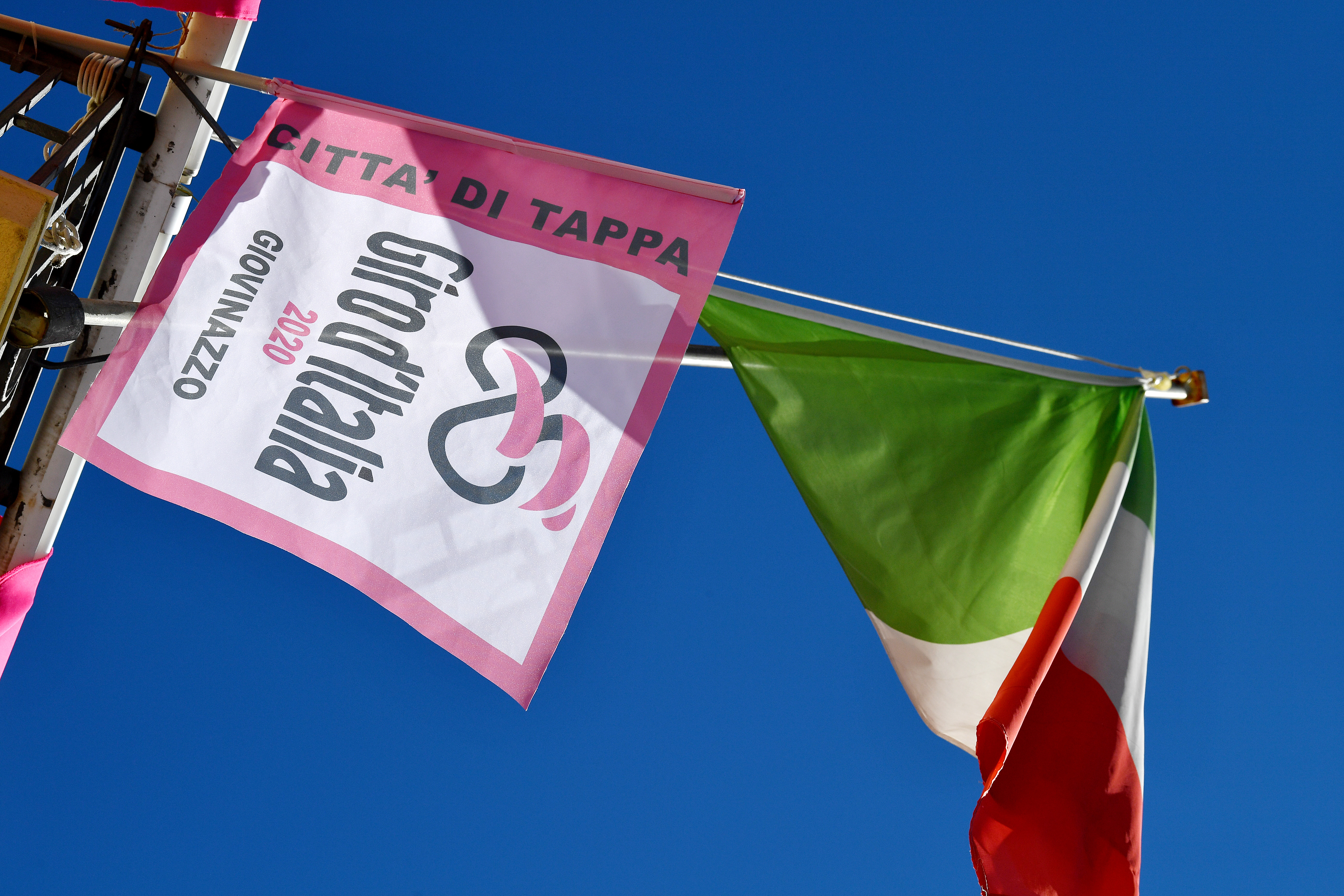 103rd Giro d'Italia 2020 - Stage Eight