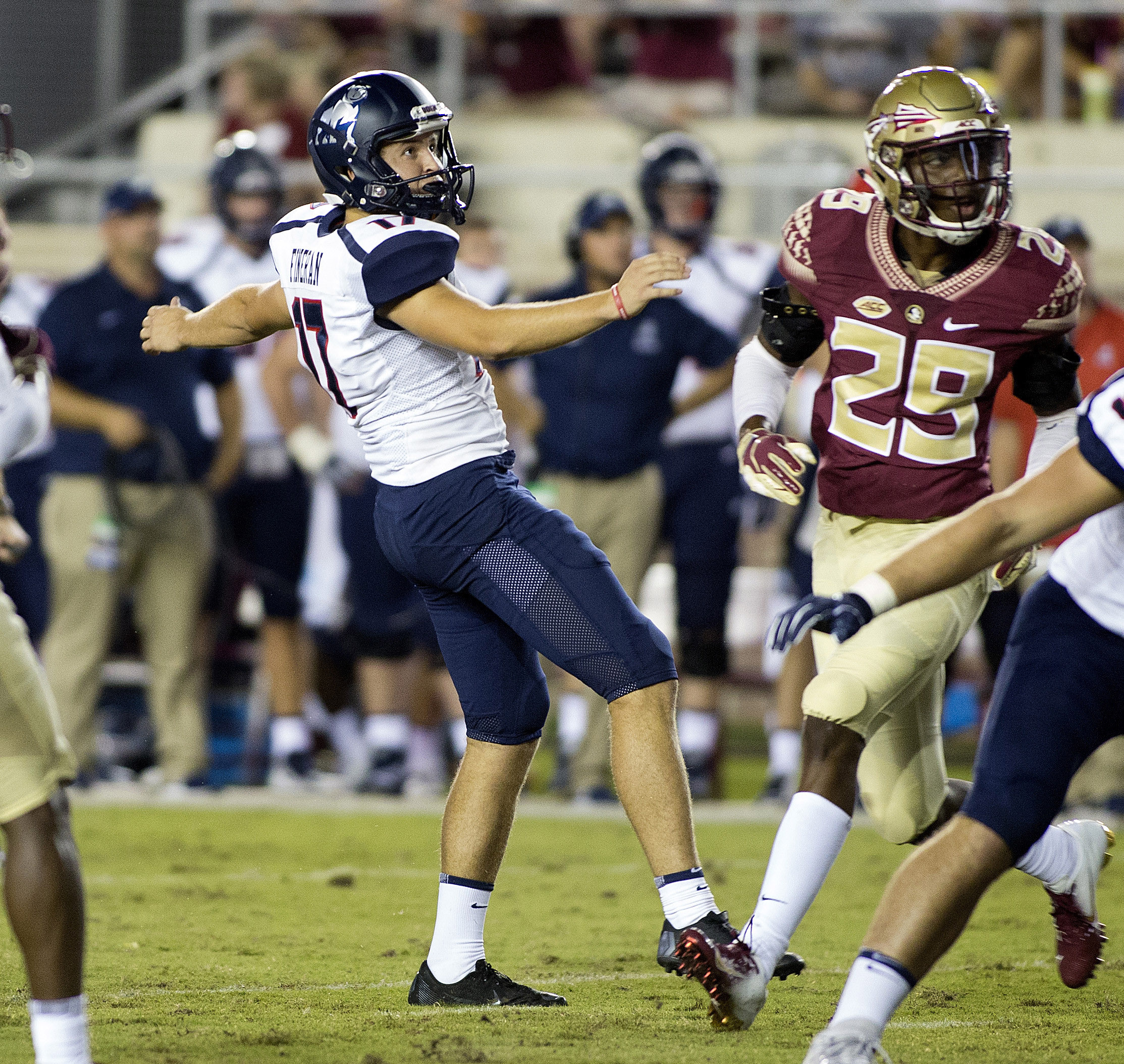 NCAA Football: Samford at Florida State