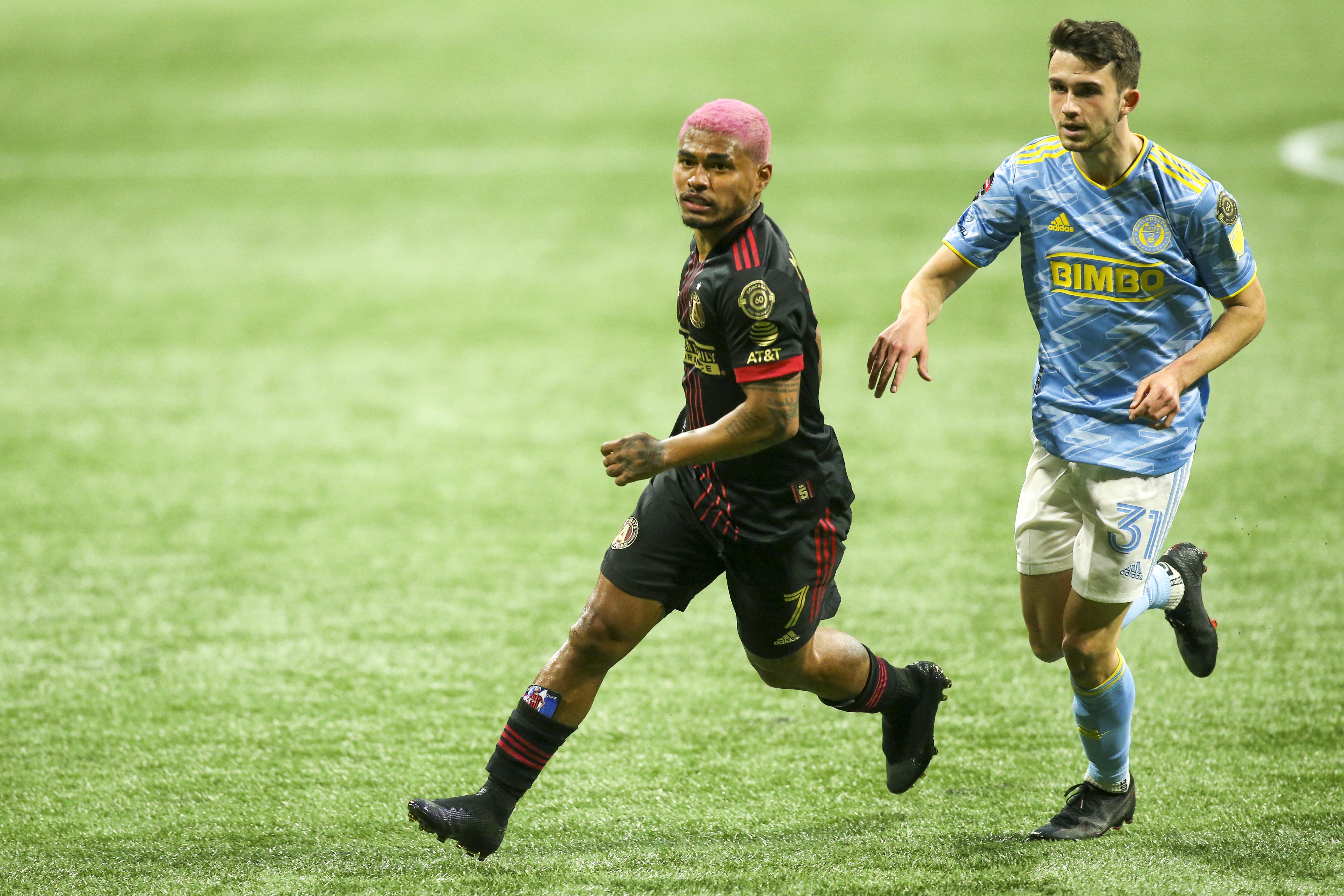 MLS: Concacaf Champions League-Philadelphia Union at Atlanta United FC