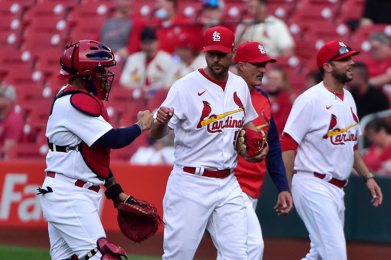 MLB:费城菲利亚在圣路易斯红雀州