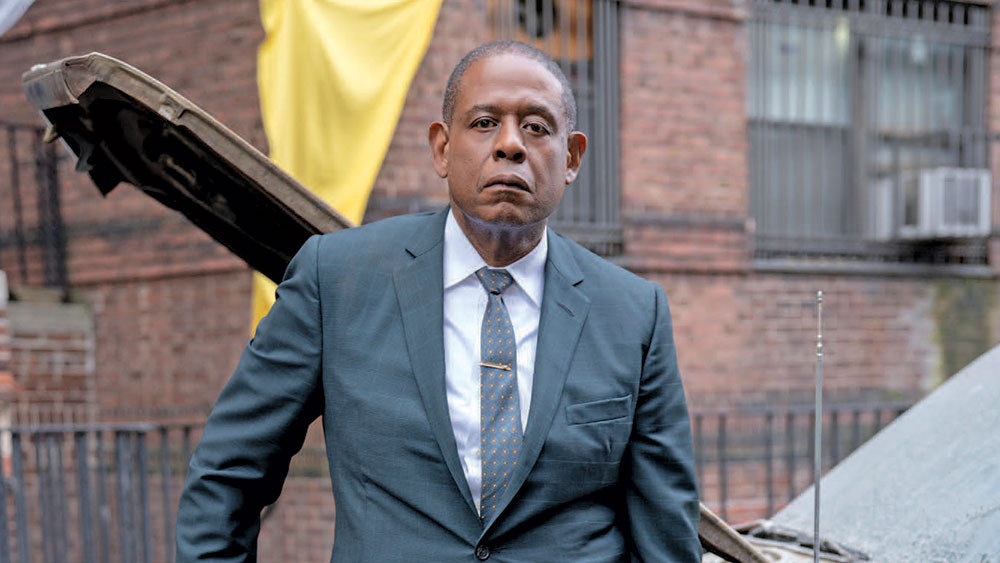 """Forest Whitaker in """"Godfather of Harlem"""""""