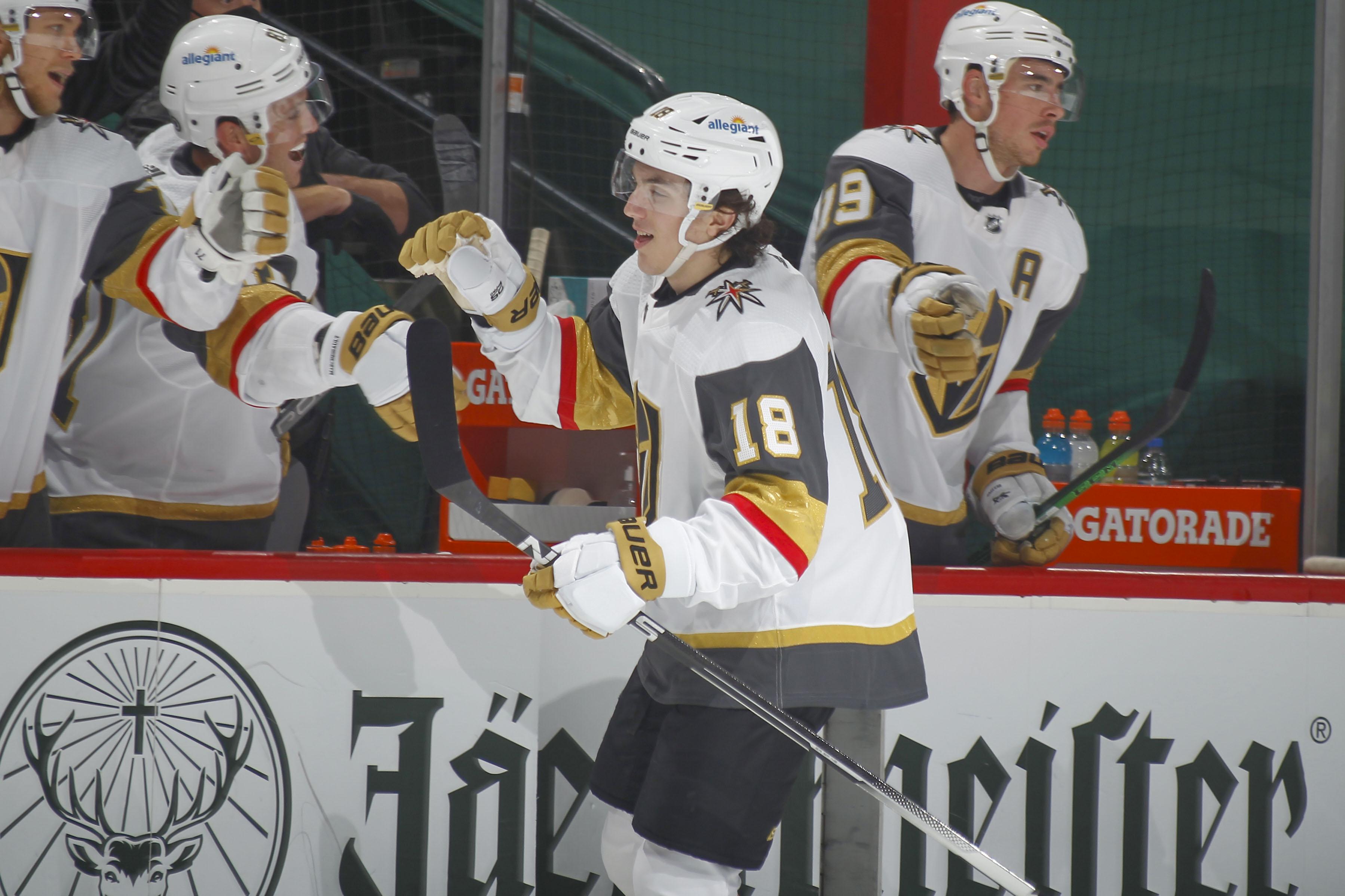 Vegas Golden Knights v Minnesota Wild