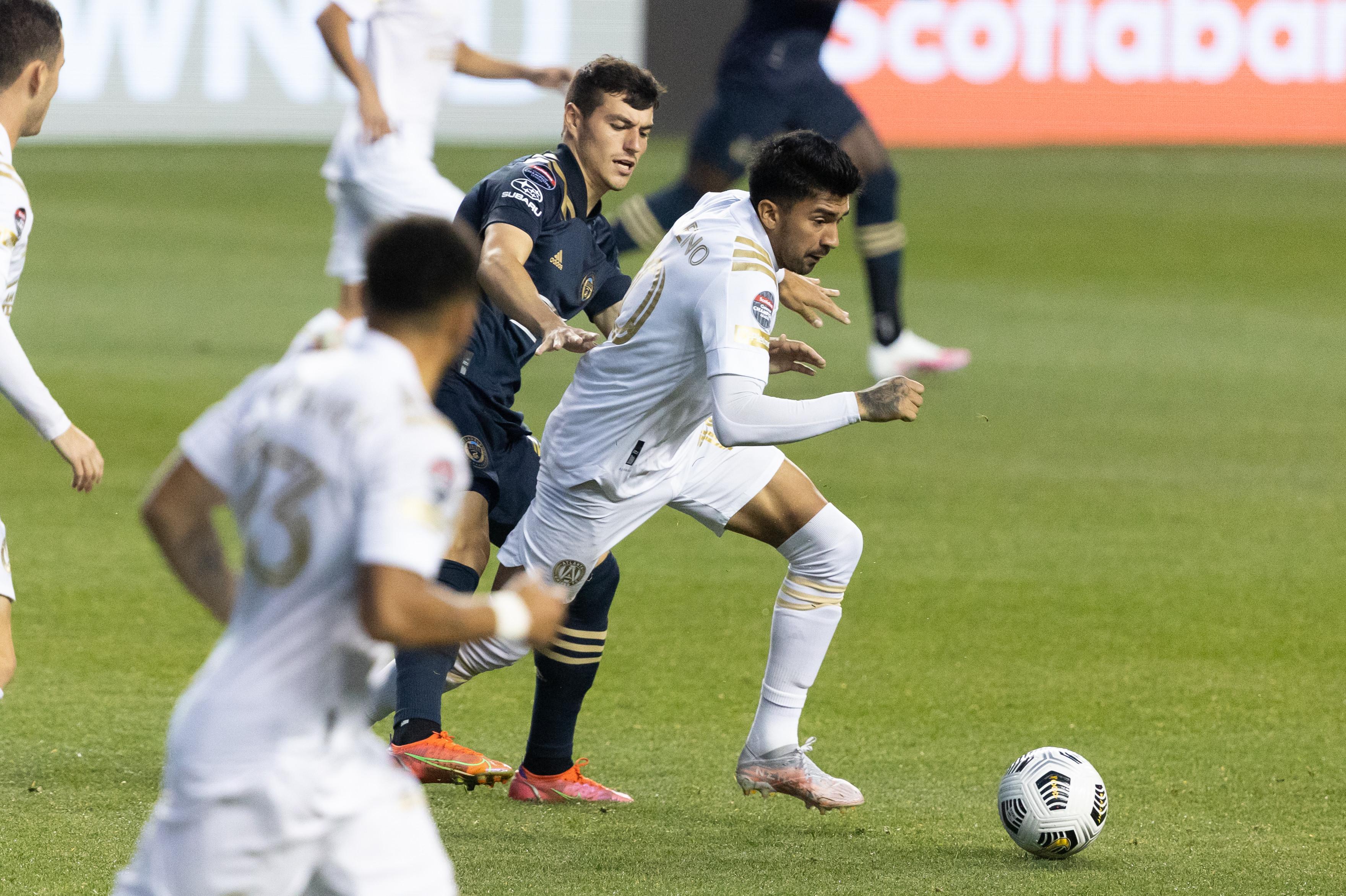 MLS: Concacaf Champions League-Atlanta United at Philadelphia Union