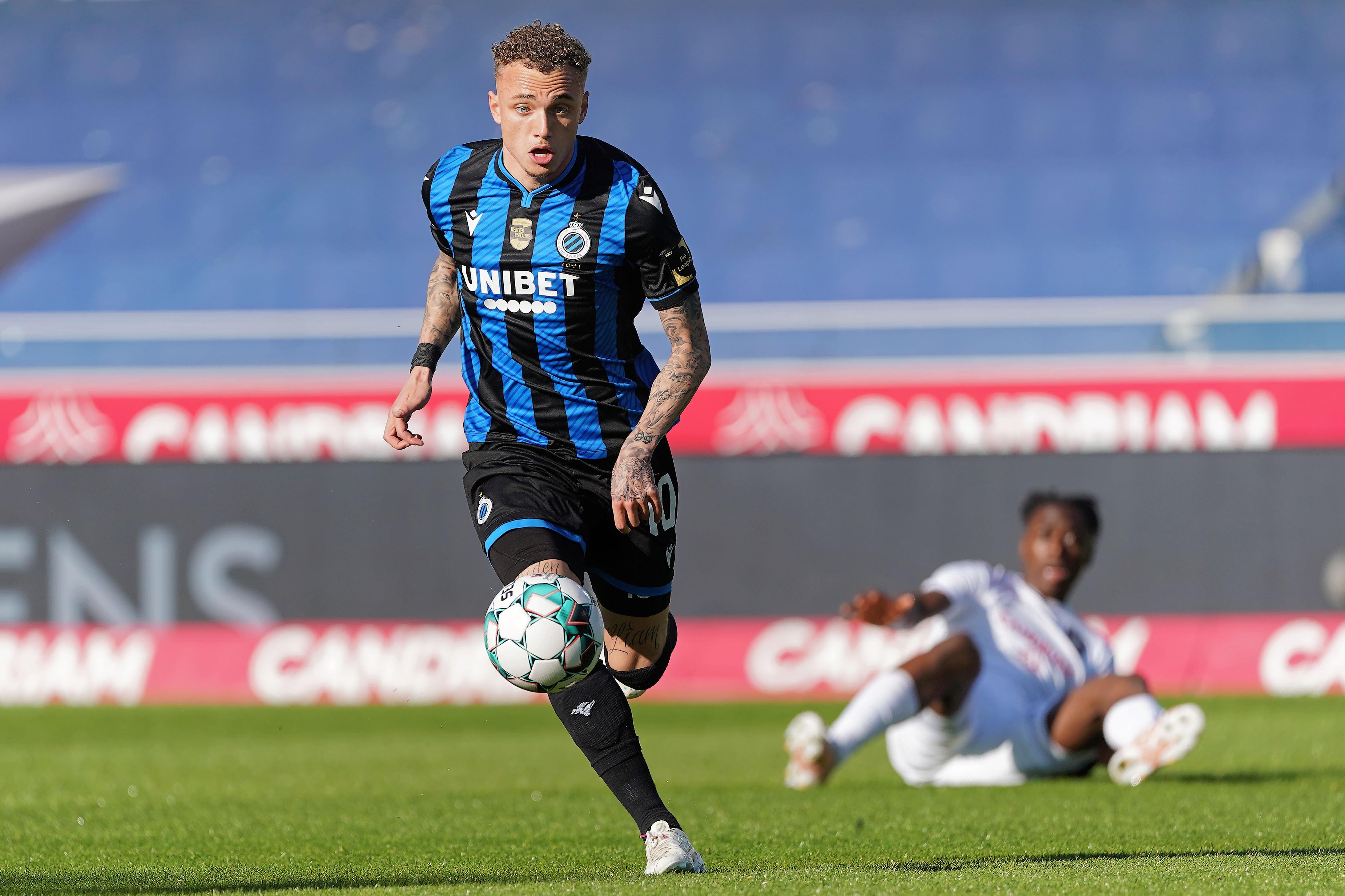 Club Bruges v Anderlecht - Jupiler Pro League Championship Play-Offs