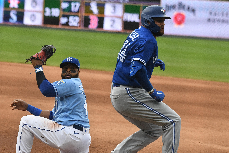MLB: APR 18 Blue Jays at Royals