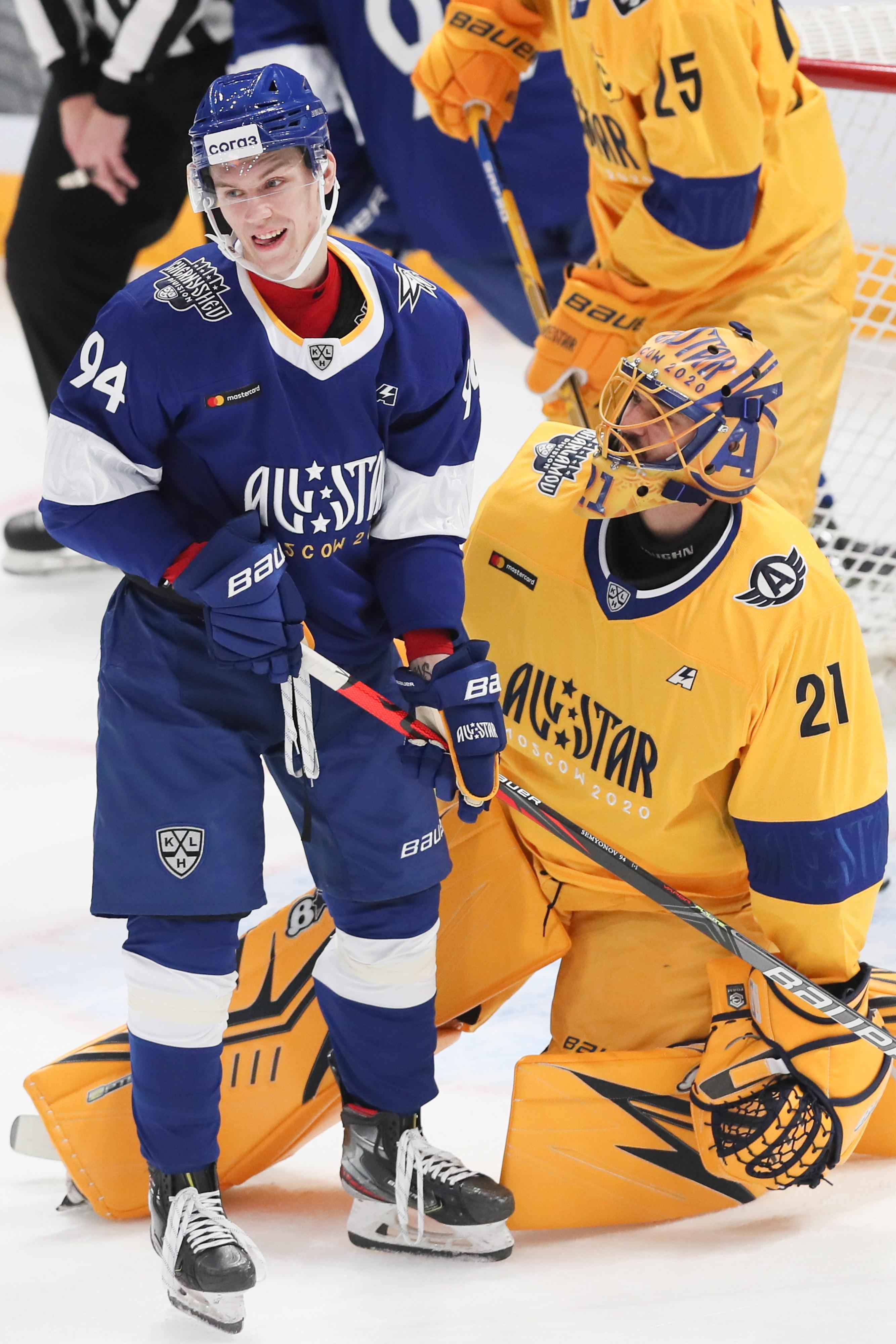 2020 Kontinental Hockey League All-Star Game Tournament