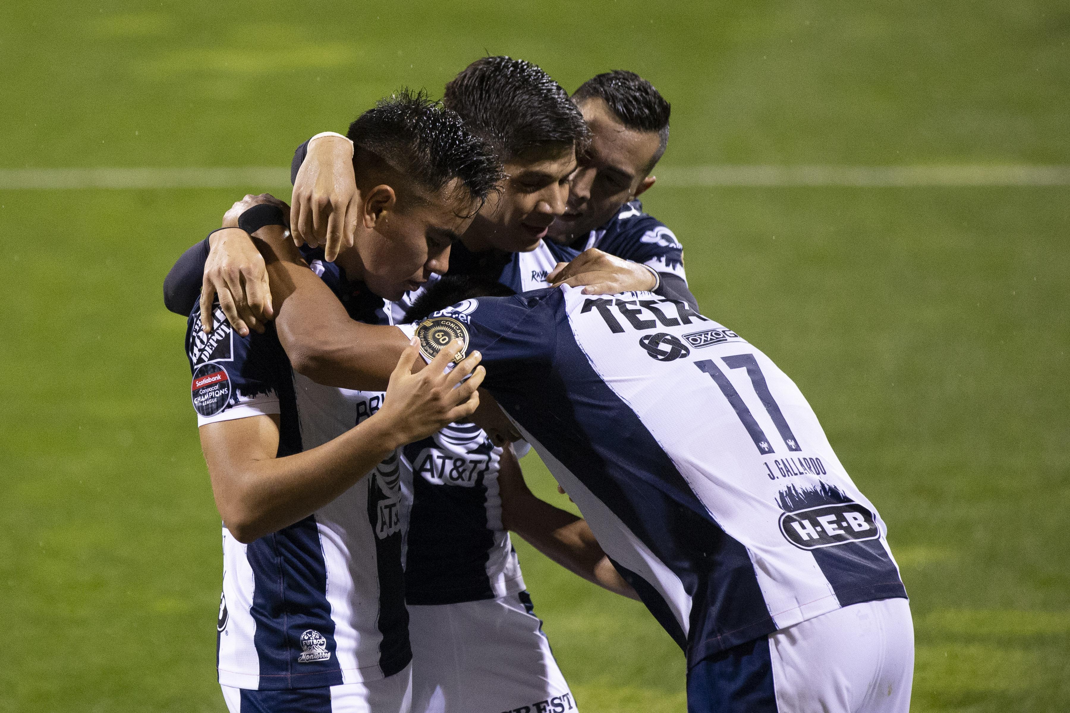 MLS: CONCACAF Champions League-Monterrey at Columbus Crew SC