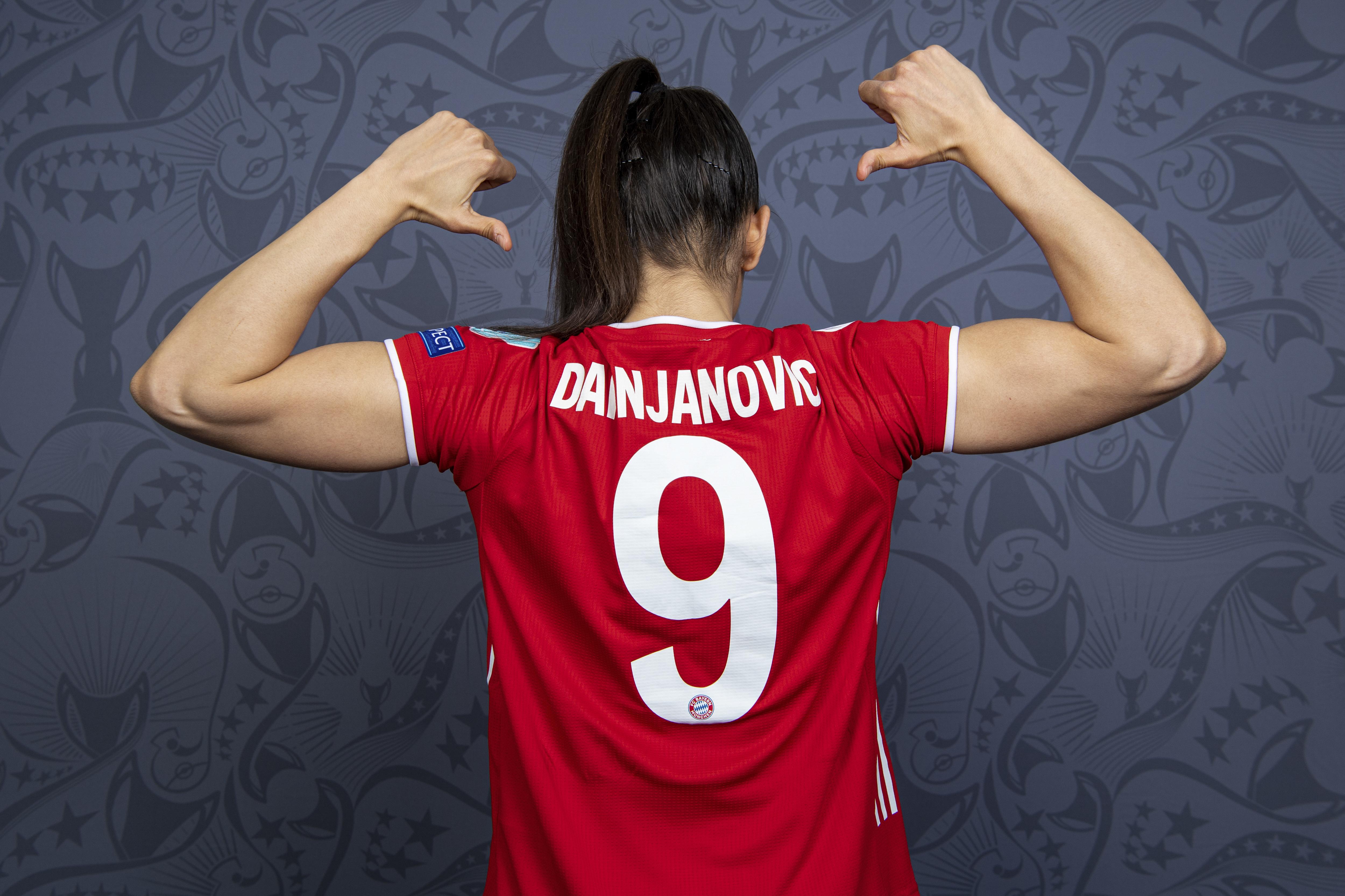 Bayern Munich: UEFA Women's Champions League Portraits