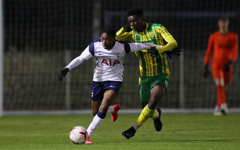 Tottenham Hotspur U18 v West Bromwich Albion U18: FA Youth Cup