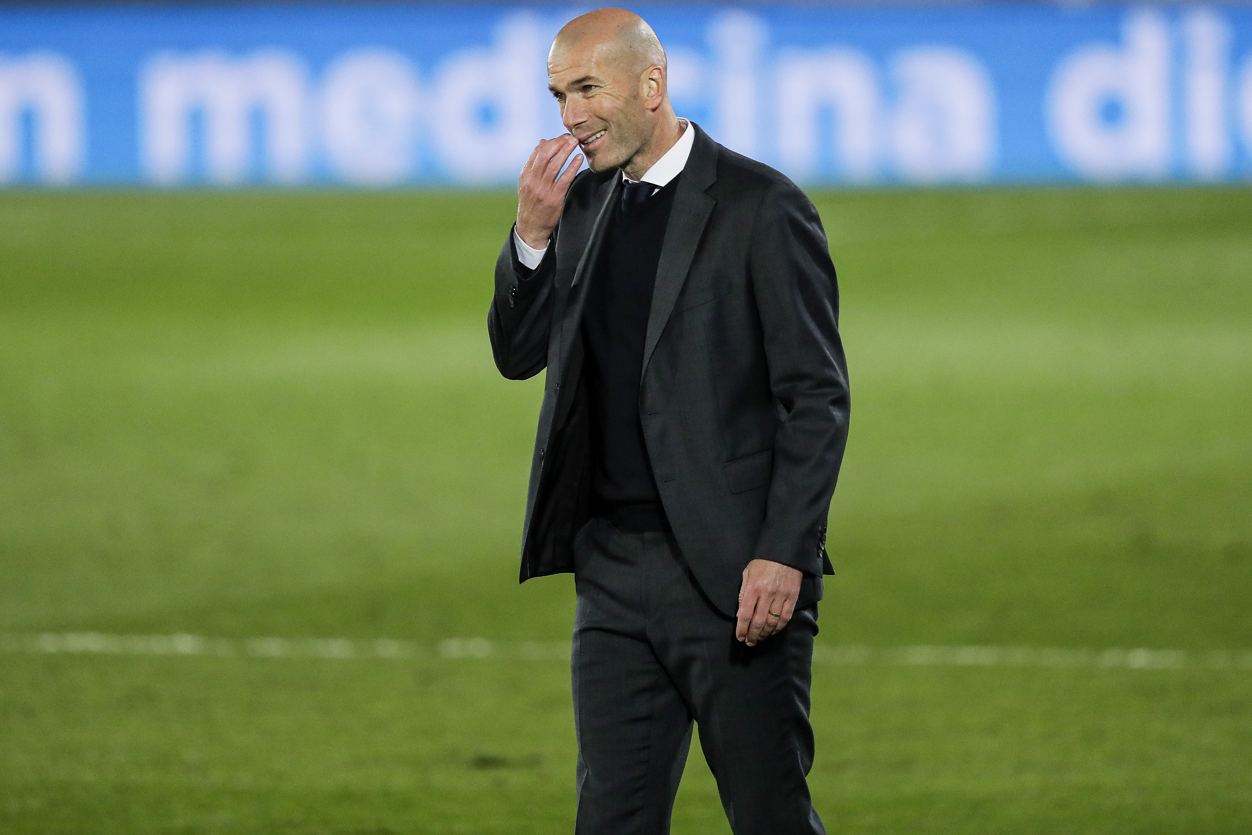 Real Madrid v Osasuna - La Liga Santander