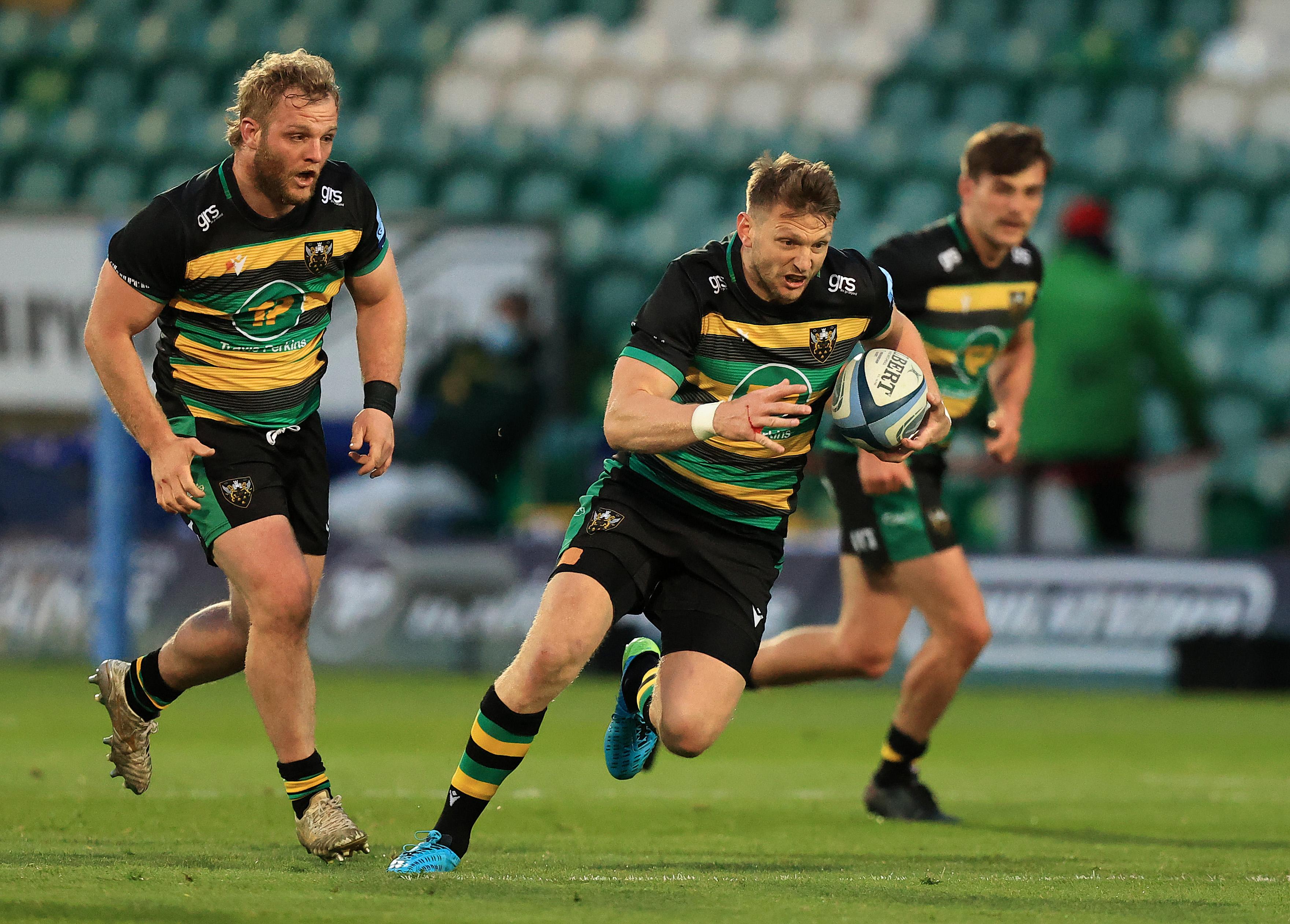 Northampton Saints v London Irish - Gallagher Premiership Rugby