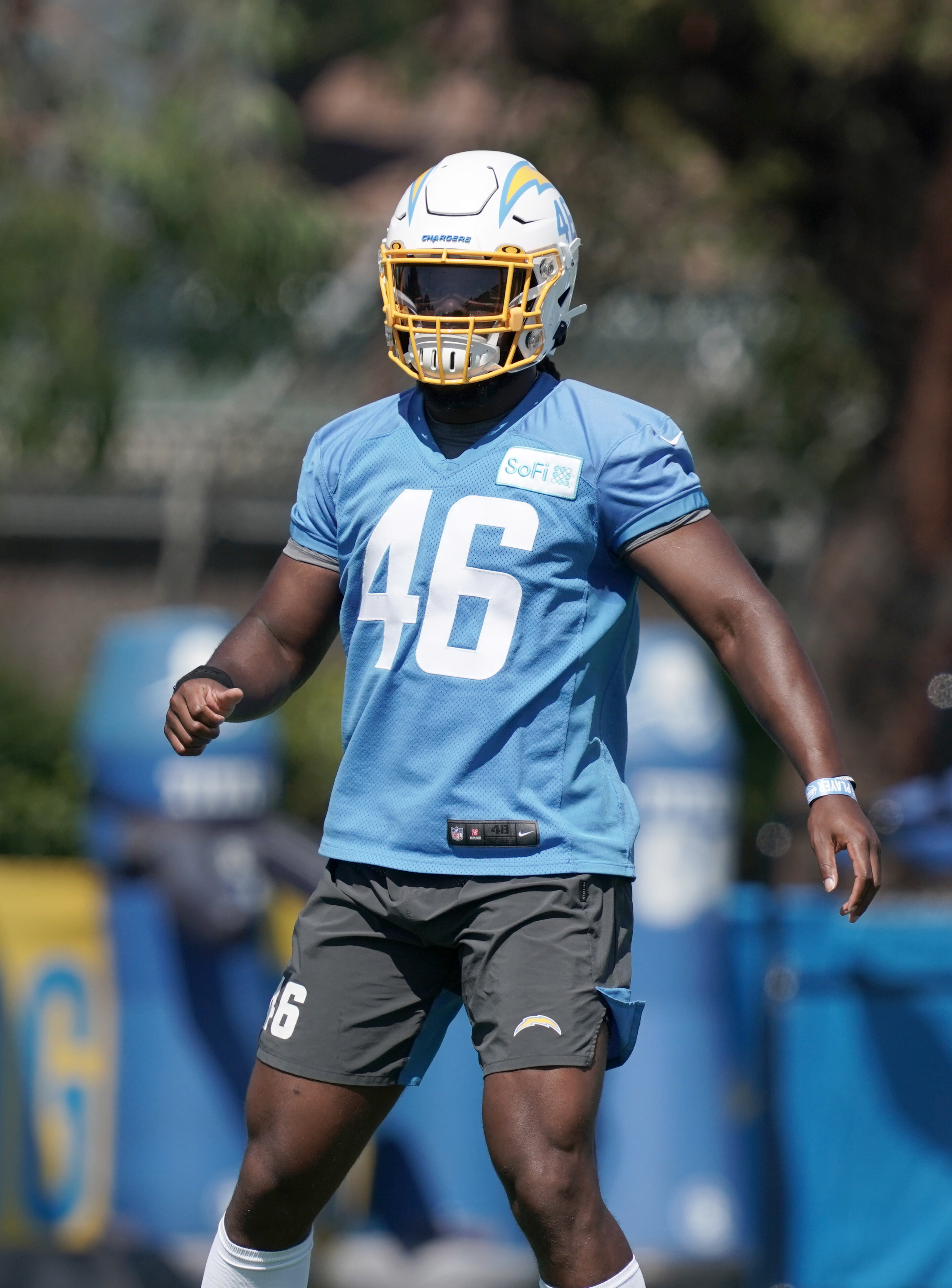 NFL: Los Angeles Chargers-Training Camp