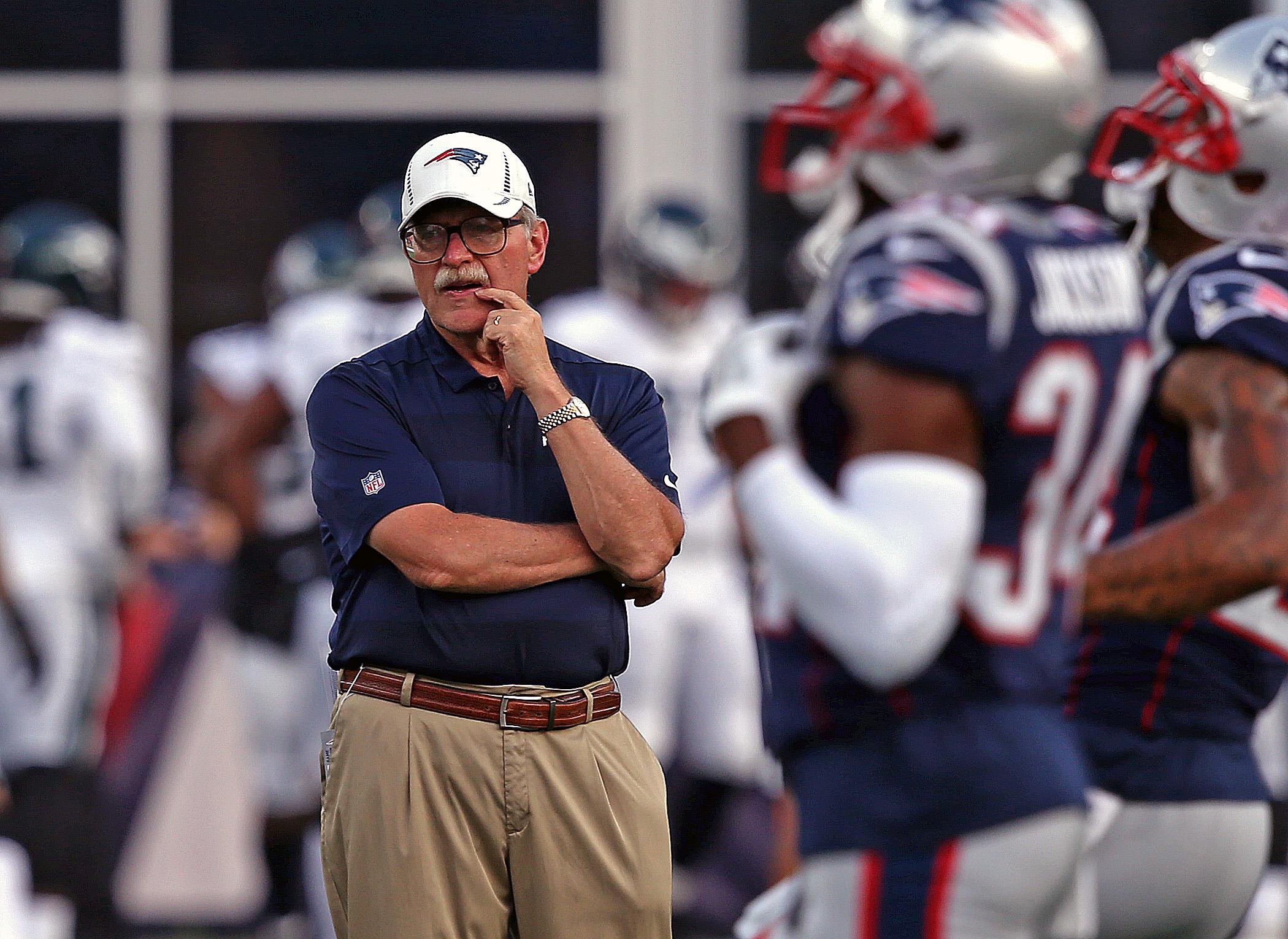 NFL Preseason: Philadelphia Eagles Vs New England Patriots At Gillette Stadium